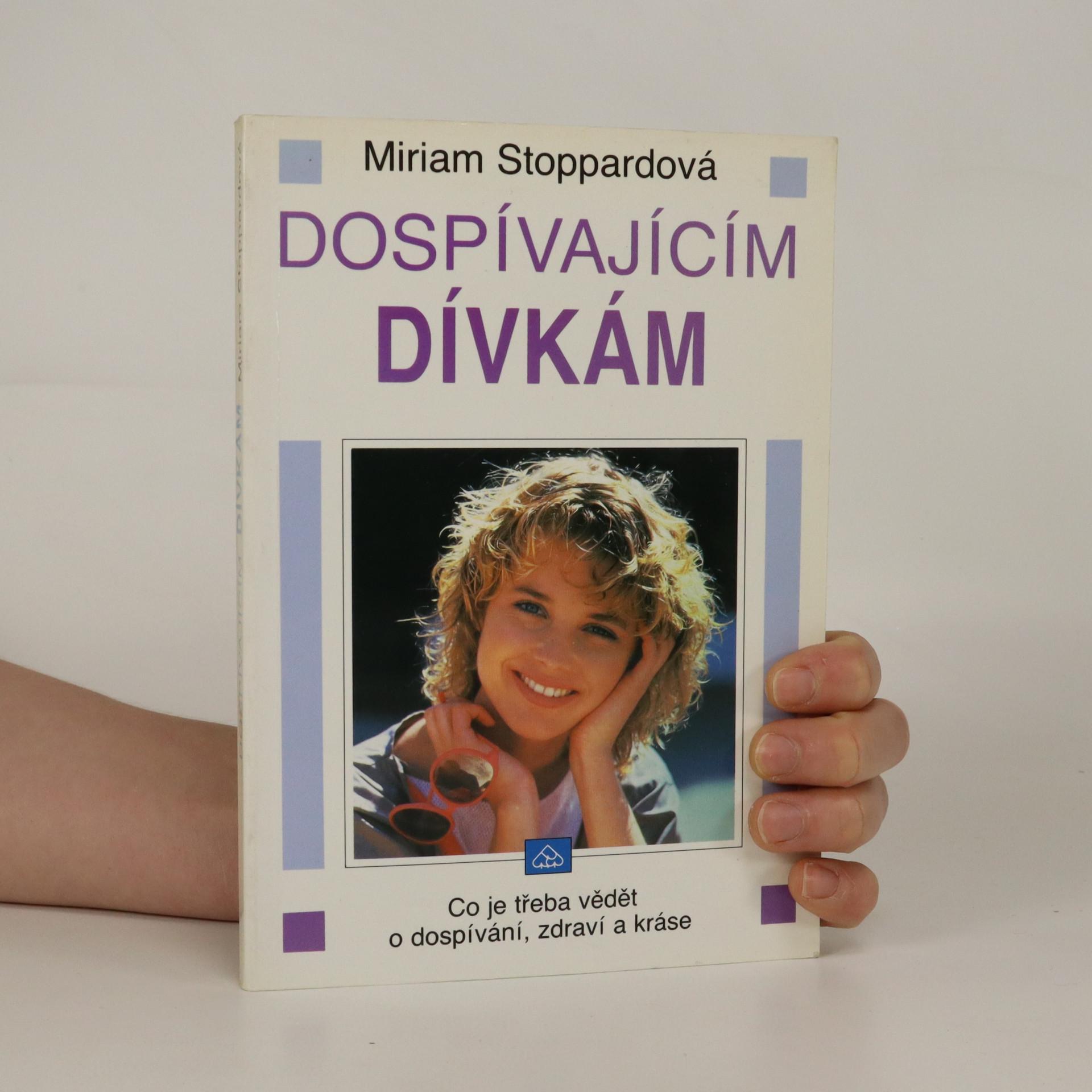 antikvární kniha Dospívajícím dívkám, 1992