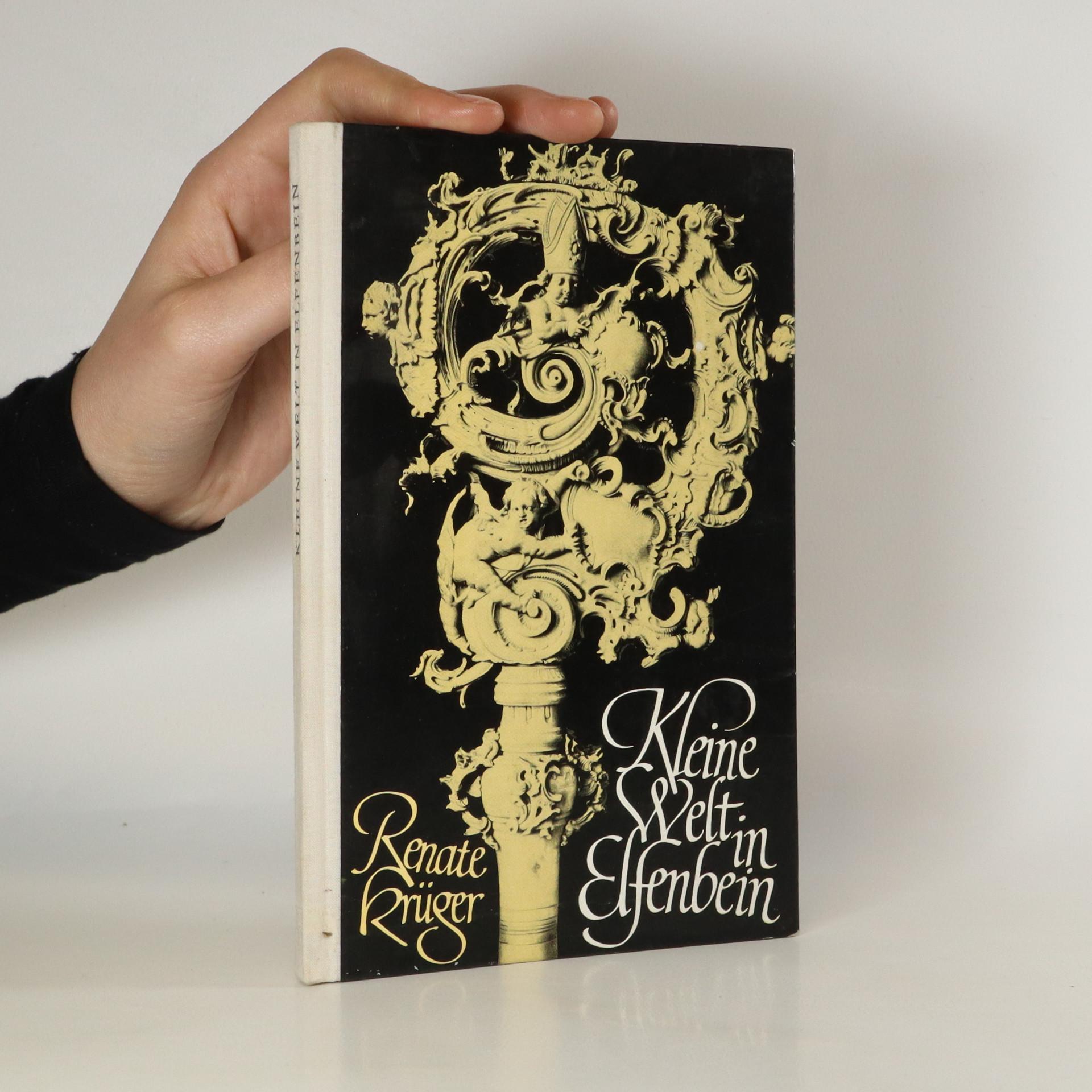 antikvární kniha Kleine Welt in Elfenbein, 1967