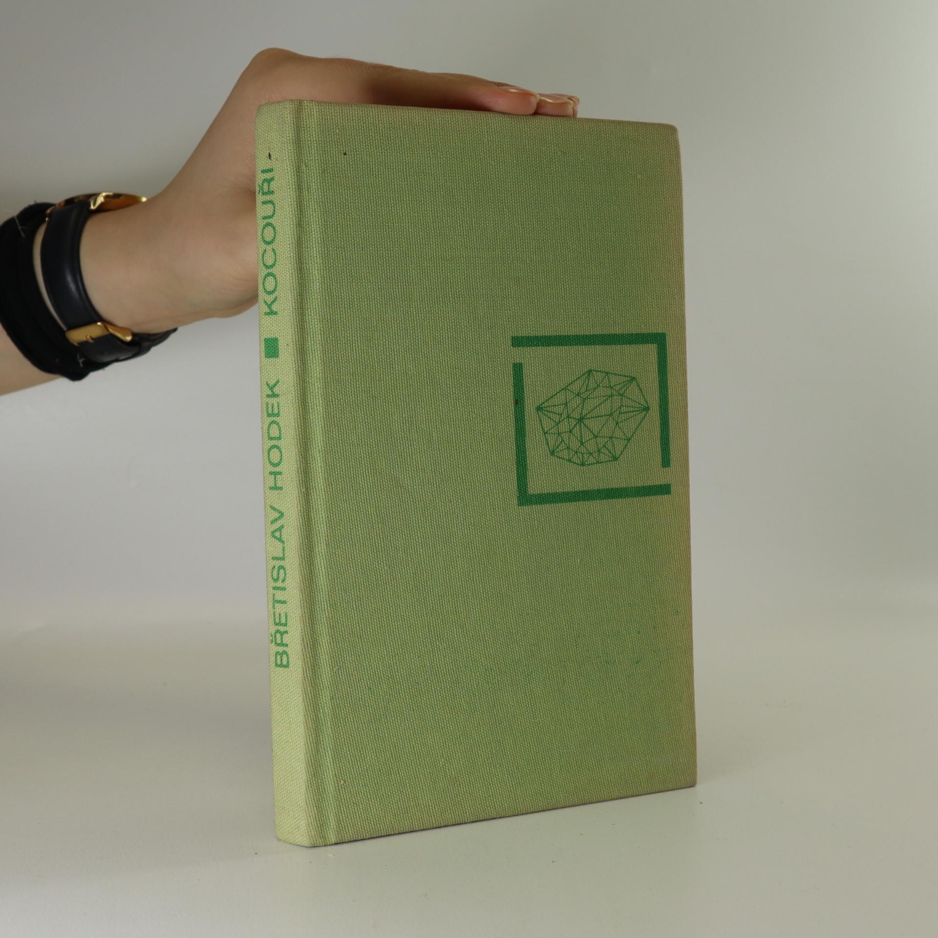 antikvární kniha Kocouři, 1985