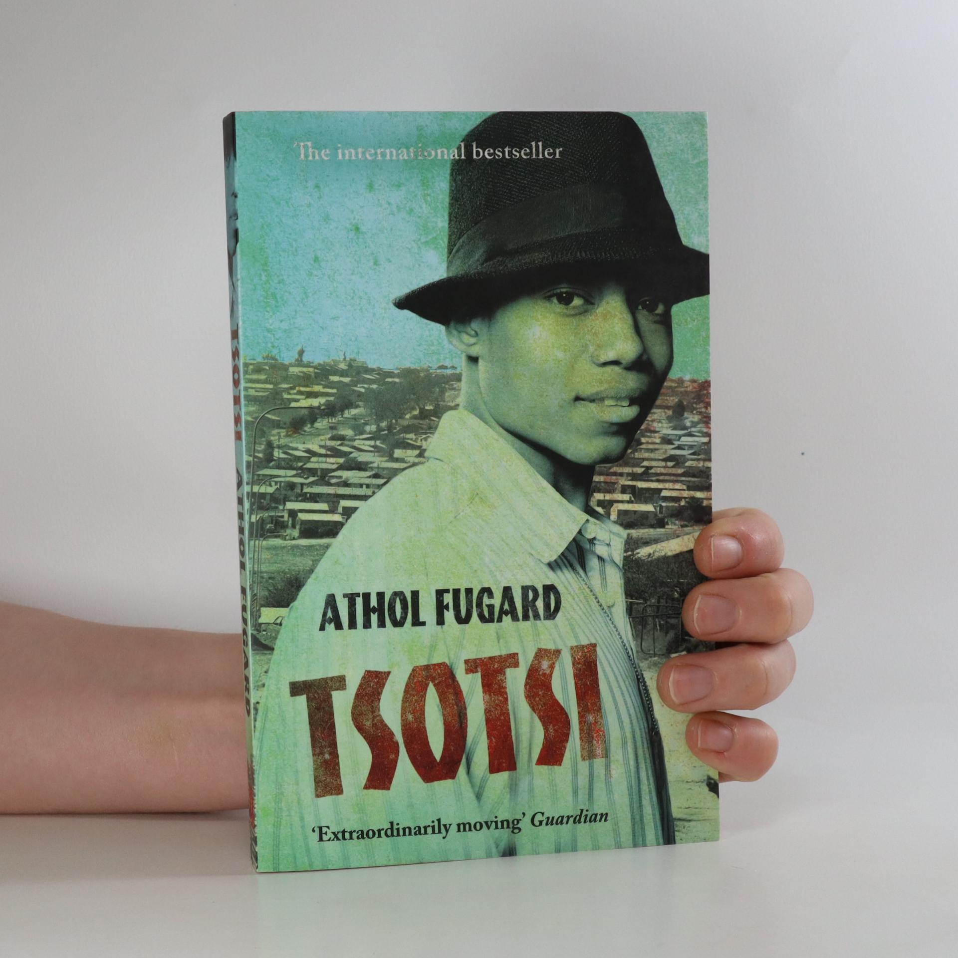 antikvární kniha Tsotsi, neuveden