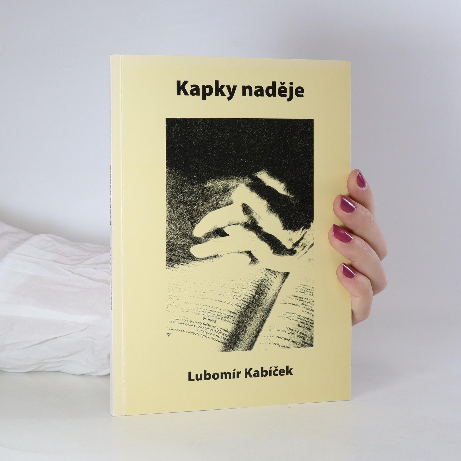 antikvární kniha Kapky naděje, 2009