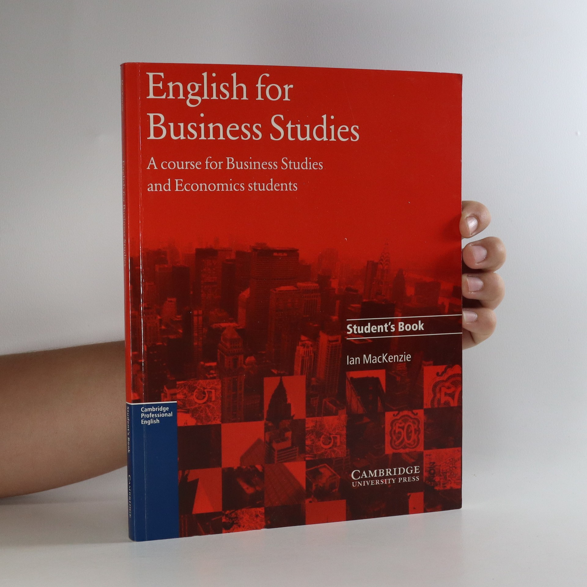 antikvární kniha English for business studies. A course for business studies and economics students. Student's book, 1998