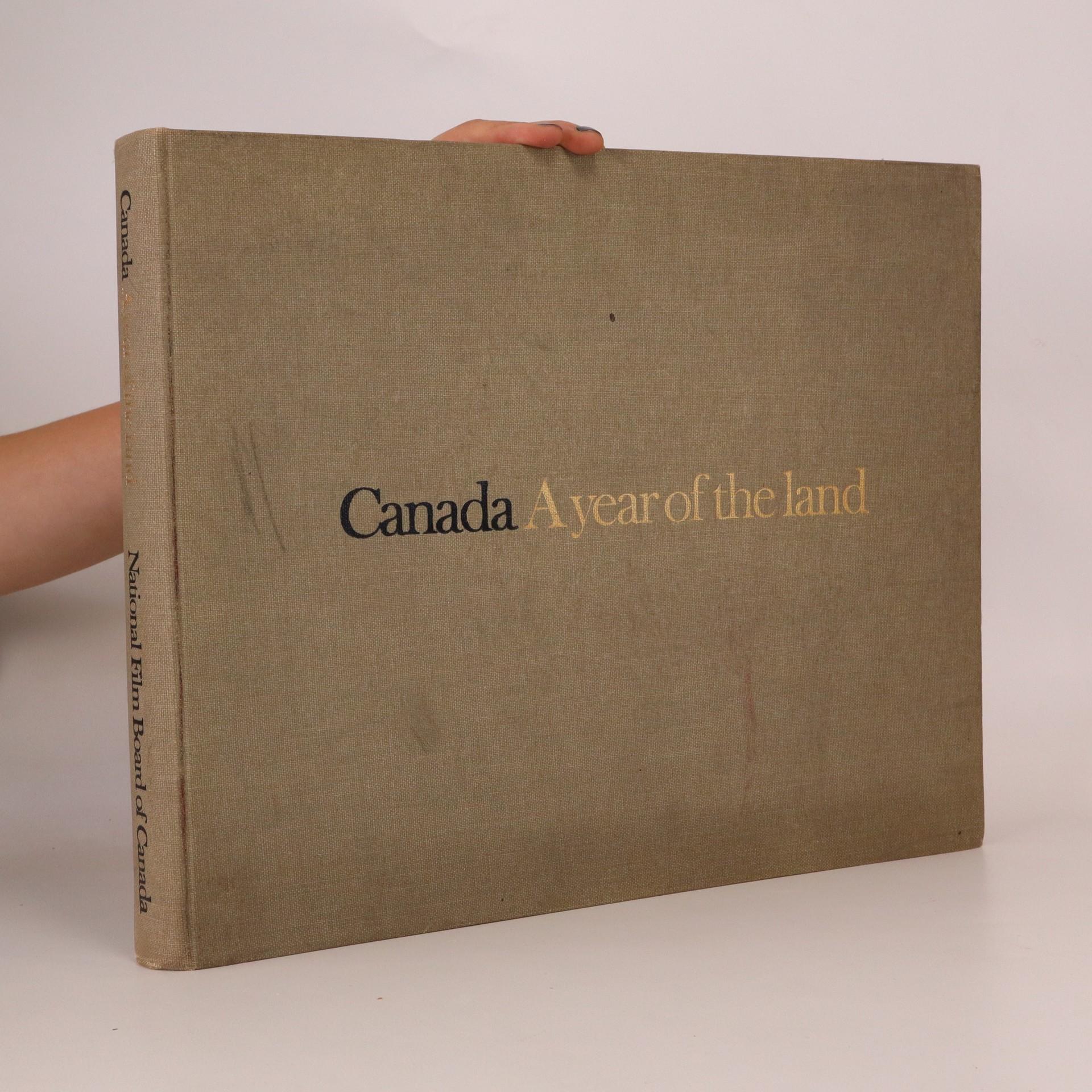 antikvární kniha Canada. A Year of the Land, 1967