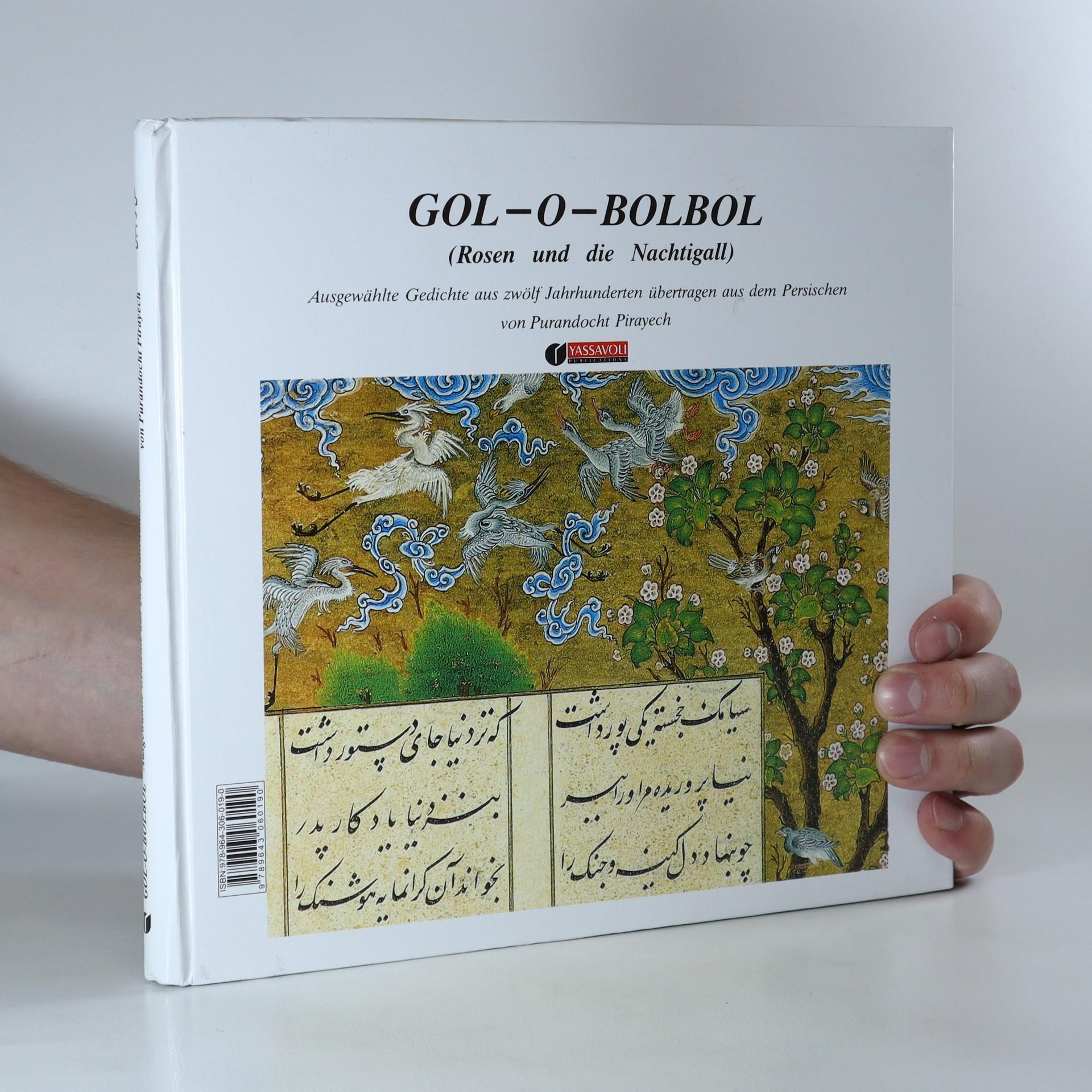 antikvární kniha Gol-o-bolbol, 1995