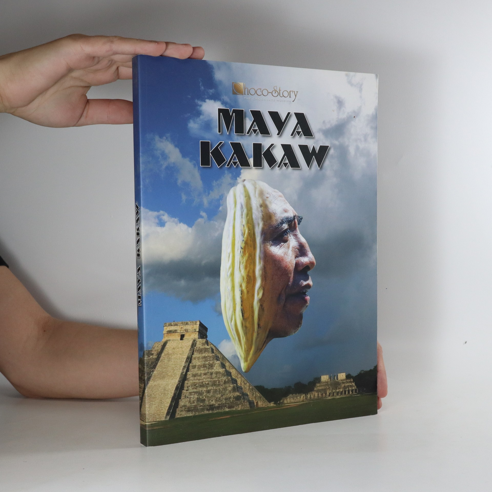 antikvární kniha Maya Kakaw, neuveden