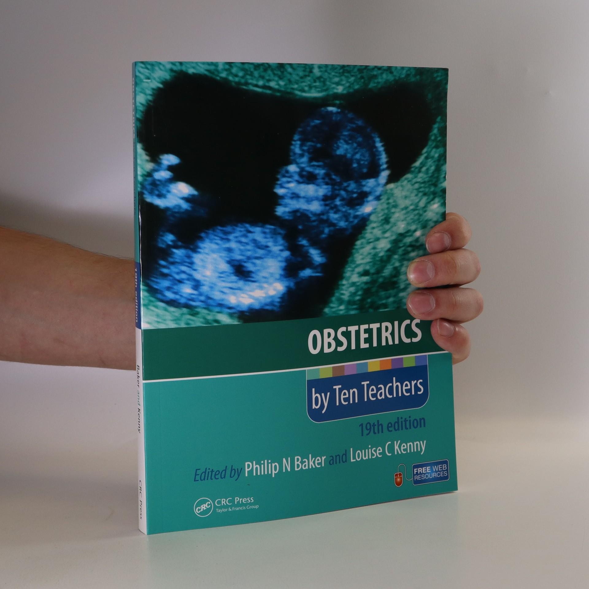 antikvární kniha Obstetrics by Ten Teachers, 2011