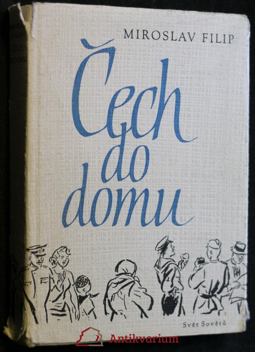 antikvární kniha Čech do domu, 1958