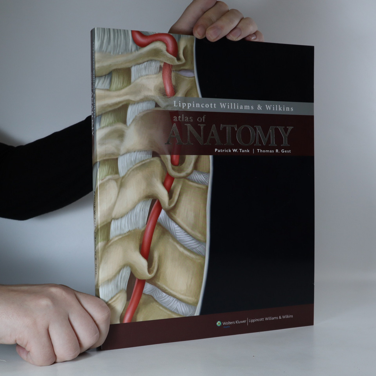 antikvární kniha Lippincott Williams & Wilkins Atlas of Anatomy, 2009