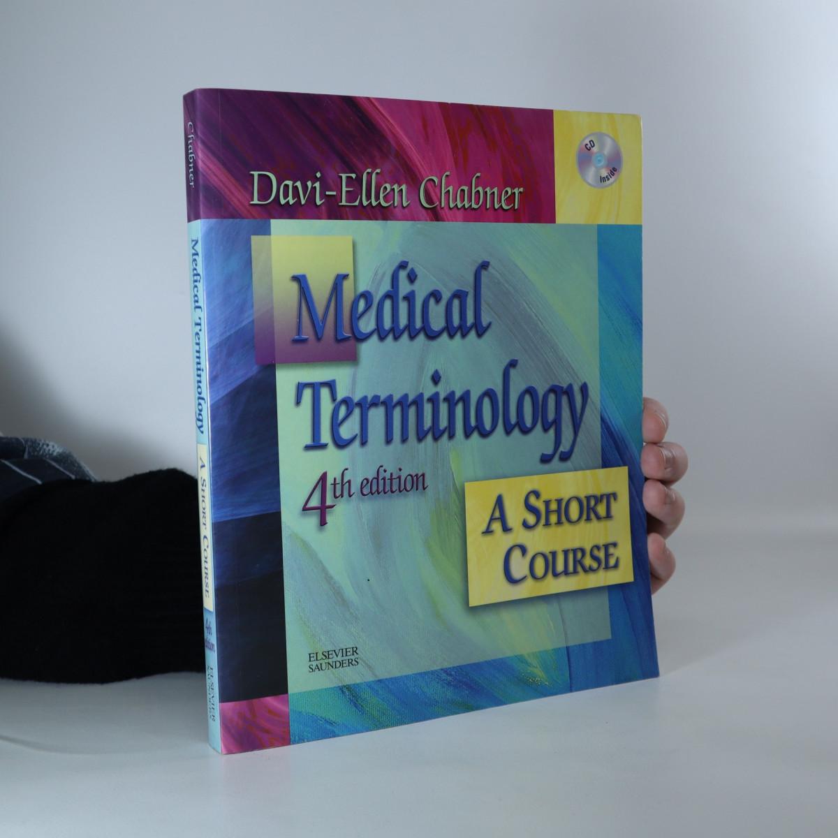 antikvární kniha Medical Terminology, 2005