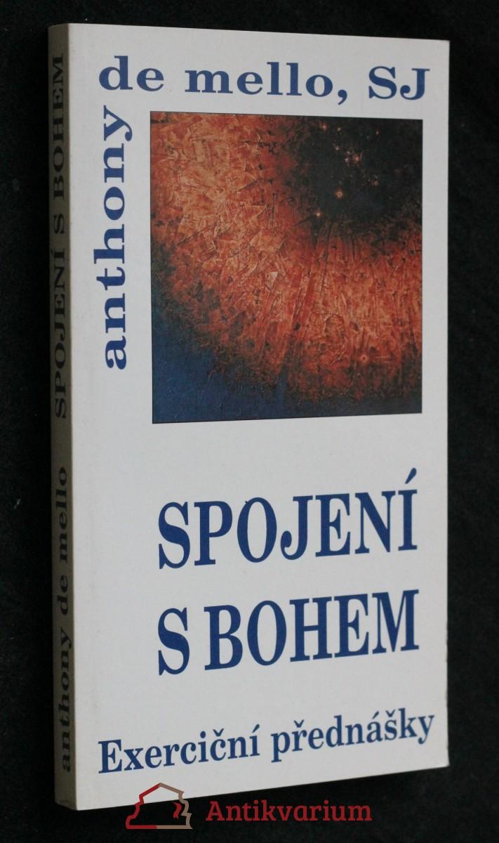 antikvární kniha Spojení s Bohem : exerciční promluvy, 1999