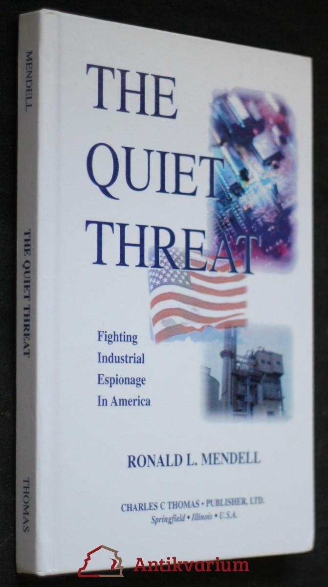 antikvární kniha The quiet threat , neuveden