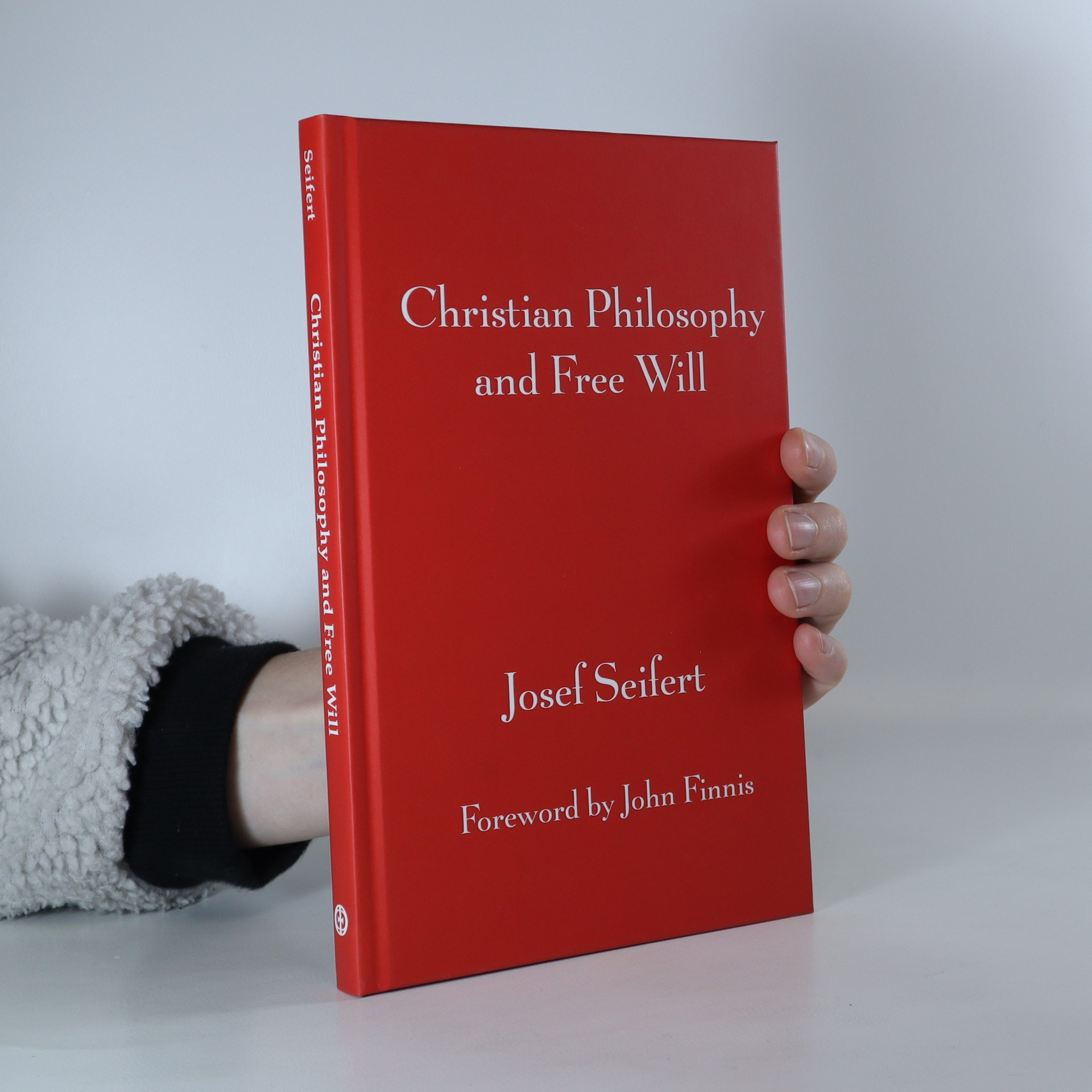antikvární kniha Christian Philosophy and Free Will, 2019