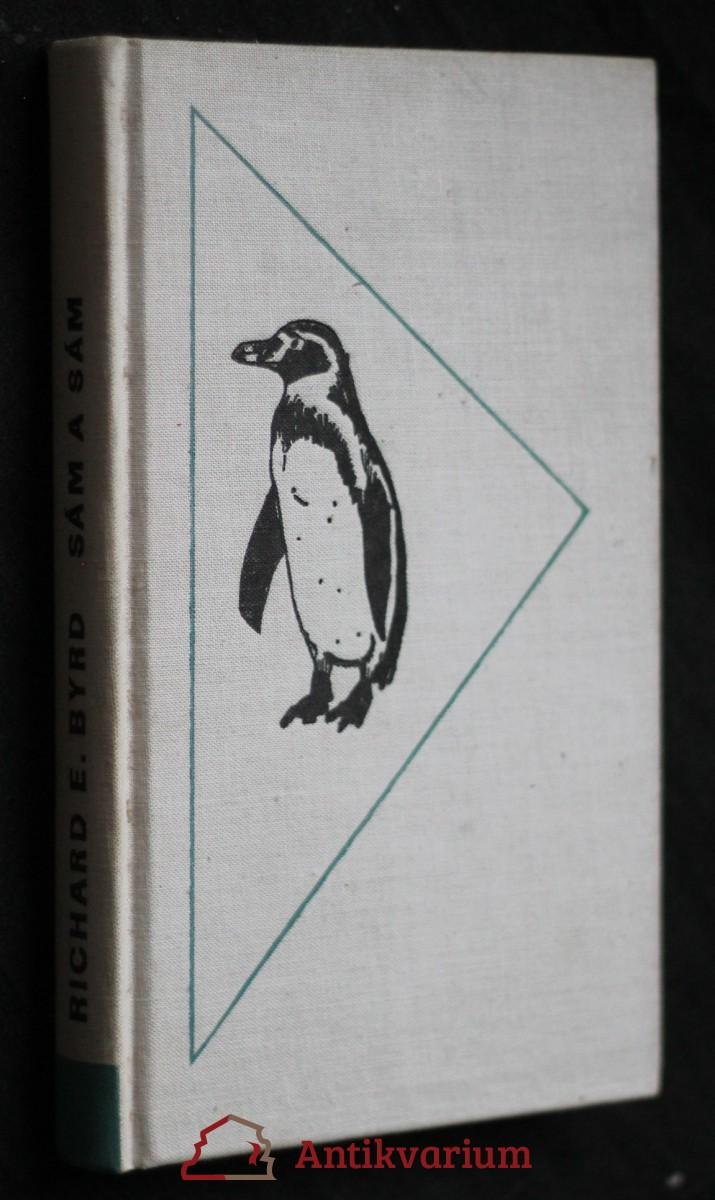 antikvární kniha Sám a sám, 1966