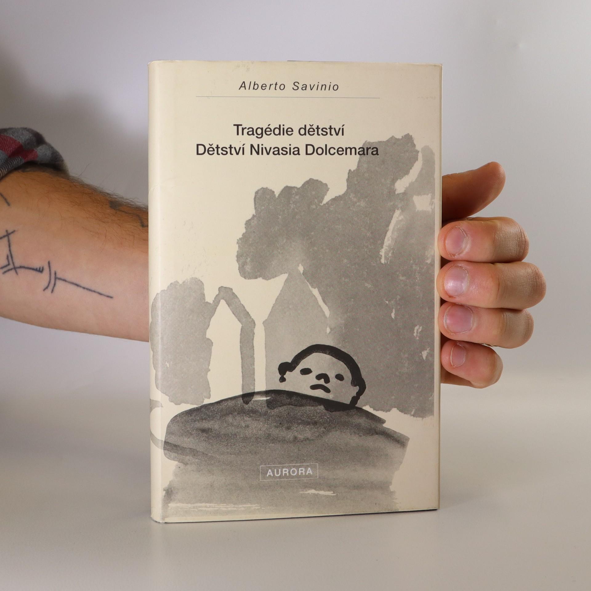antikvární kniha Tragédie dětství. Dětství Nivasia Dolcemara, 1998