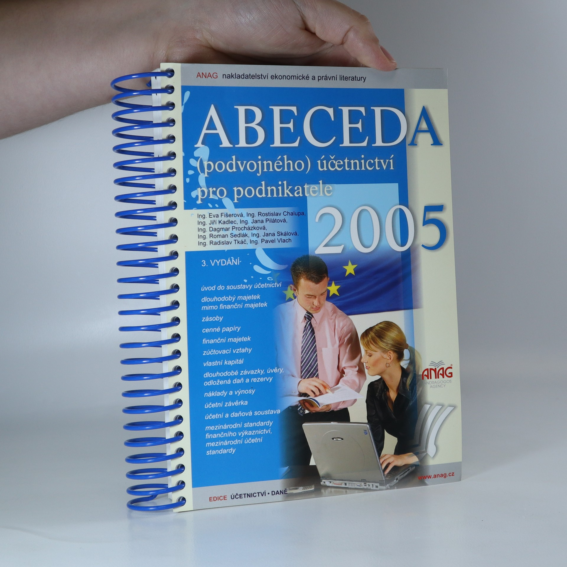 antikvární kniha Abeceda (podvojného) účetnictví pro podnikatele 2005, 2005