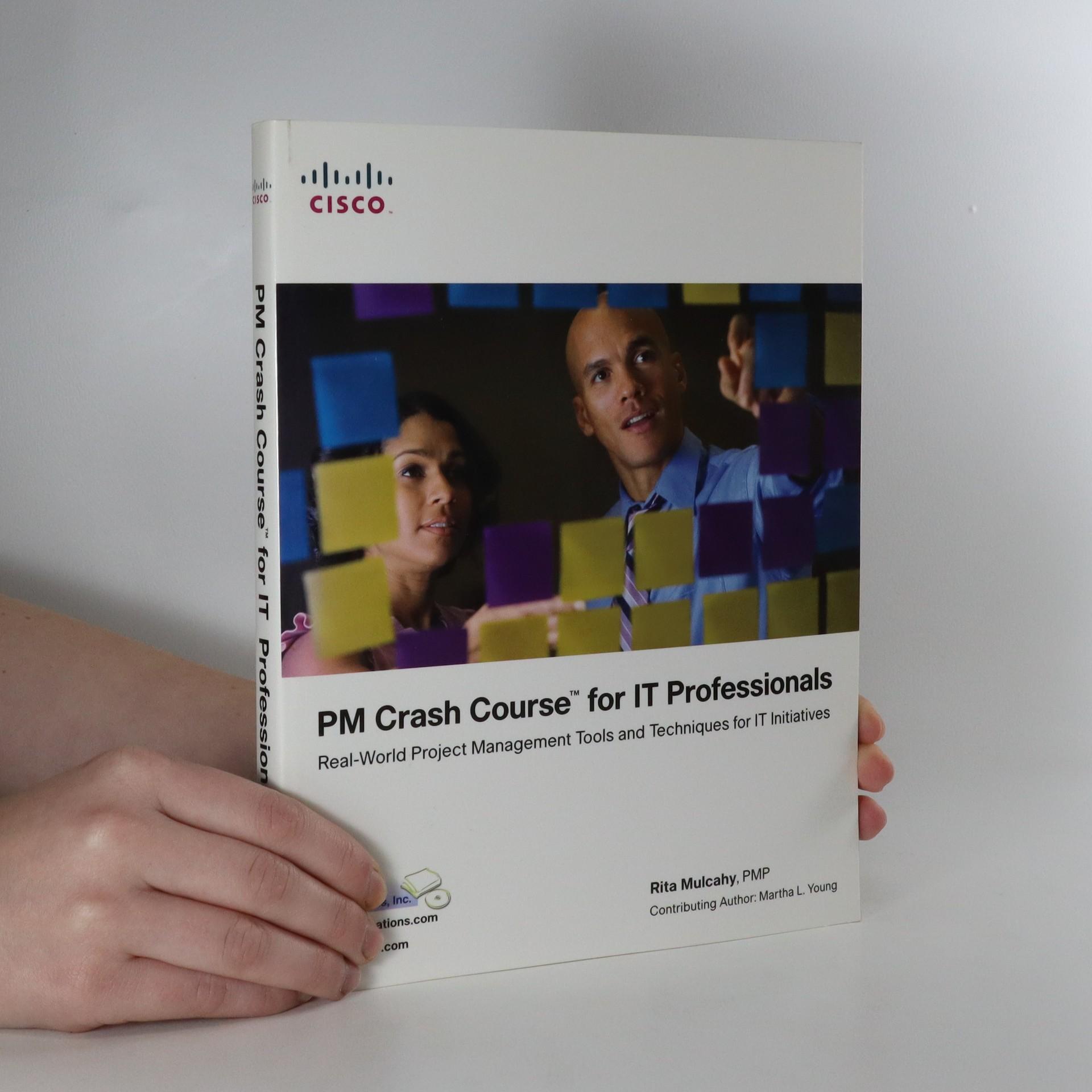 antikvární kniha PM Crash Course for IT Professionals, 2009