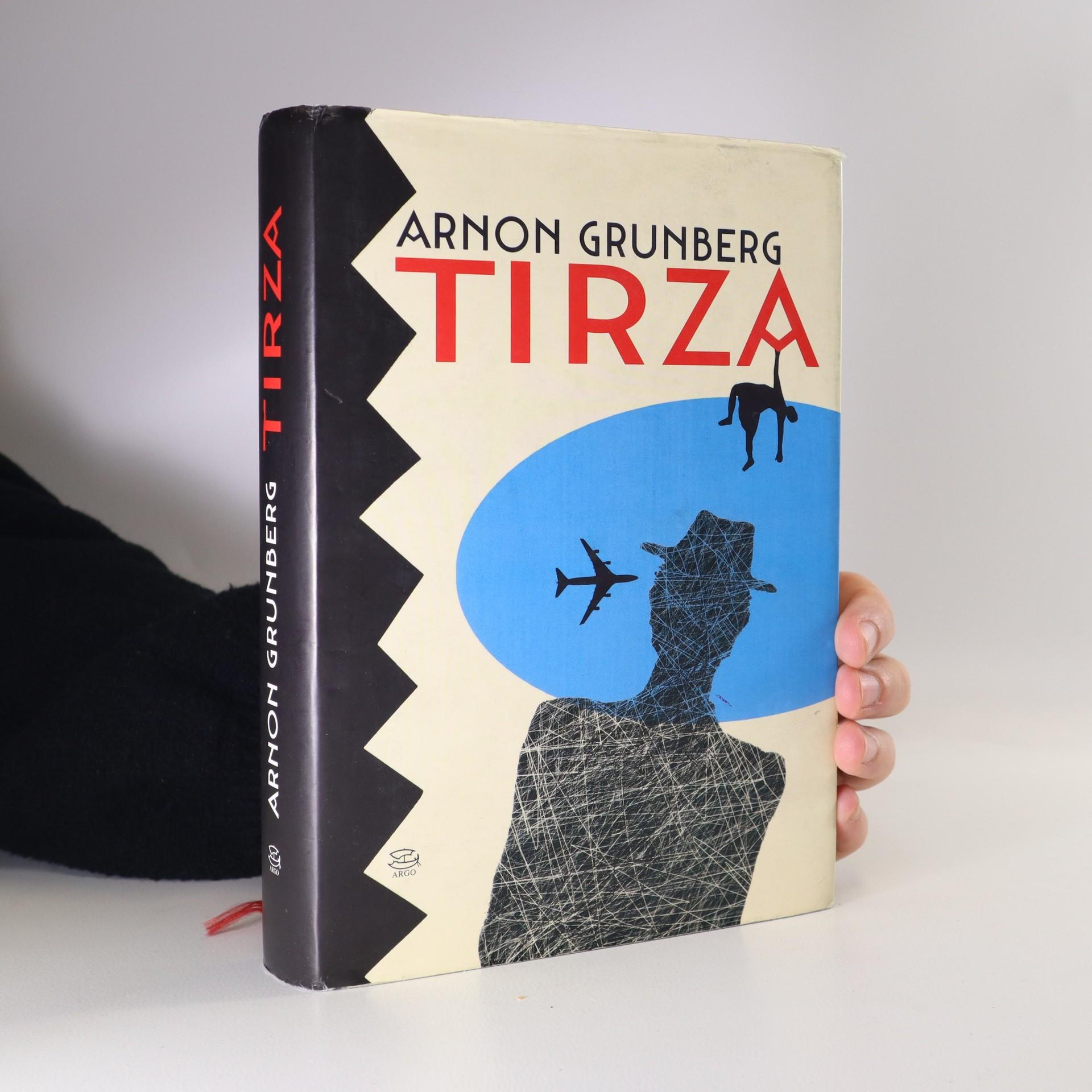 antikvární kniha Tirza, 2009