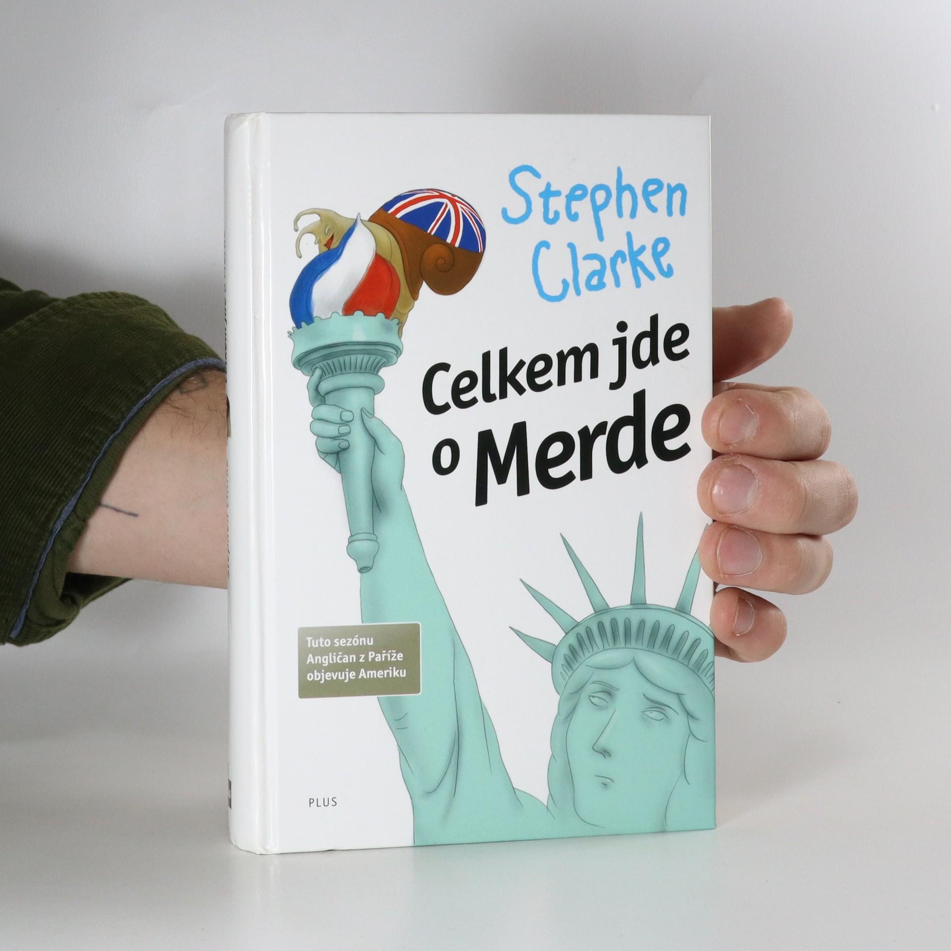 antikvární kniha Celkem jde o Merde, 2009