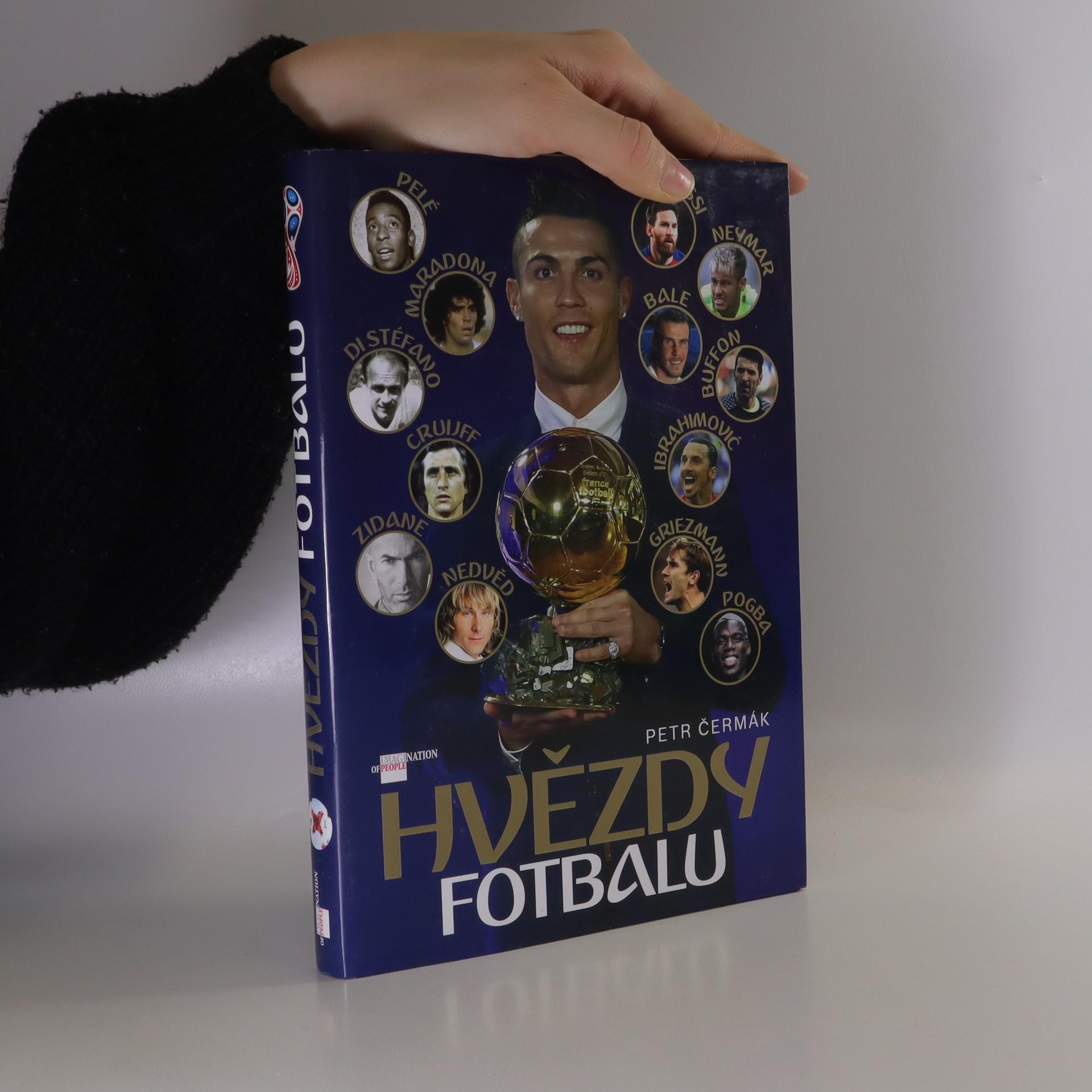 antikvární kniha Hvězdy fotbalu, 2017