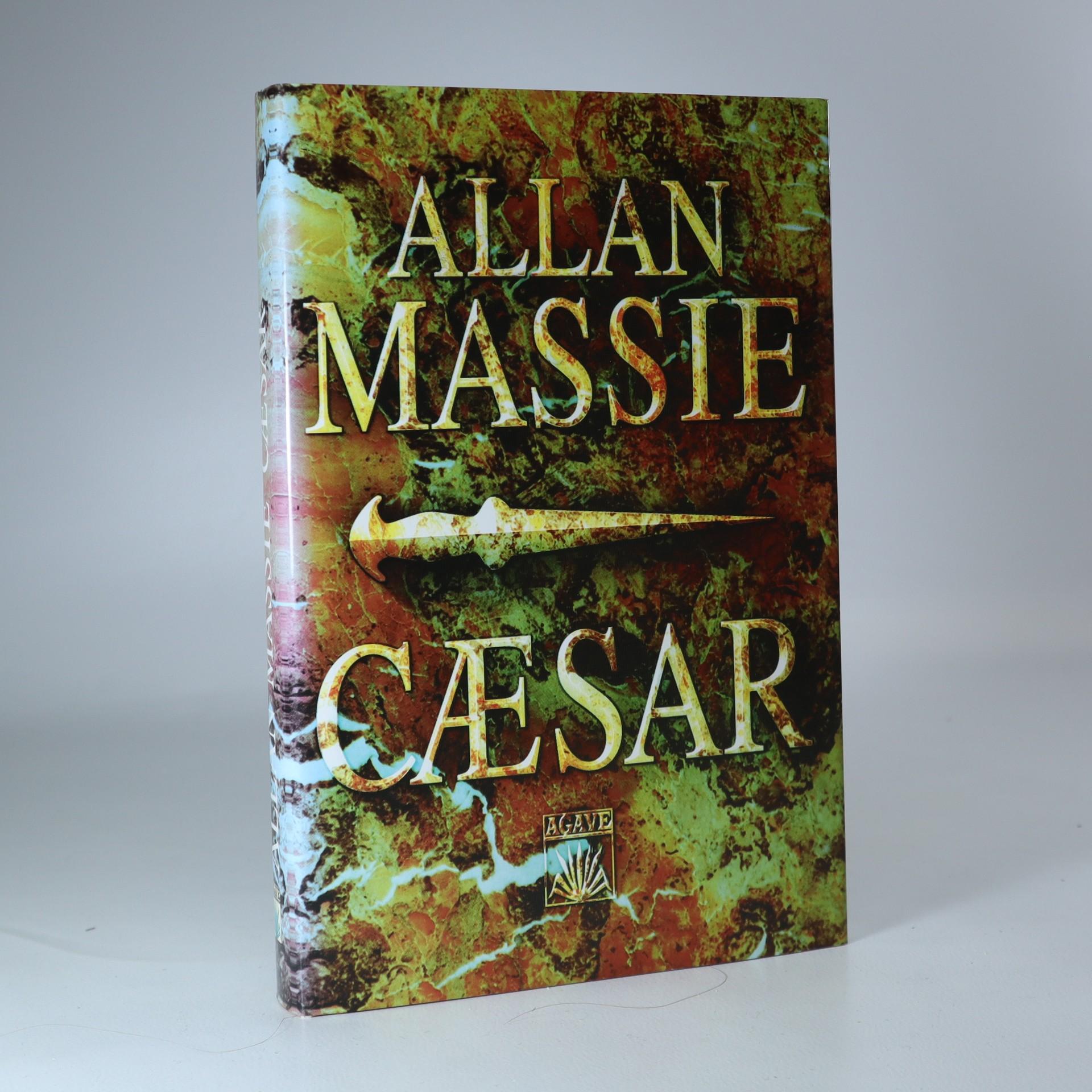 antikvární kniha Caesar, 1998