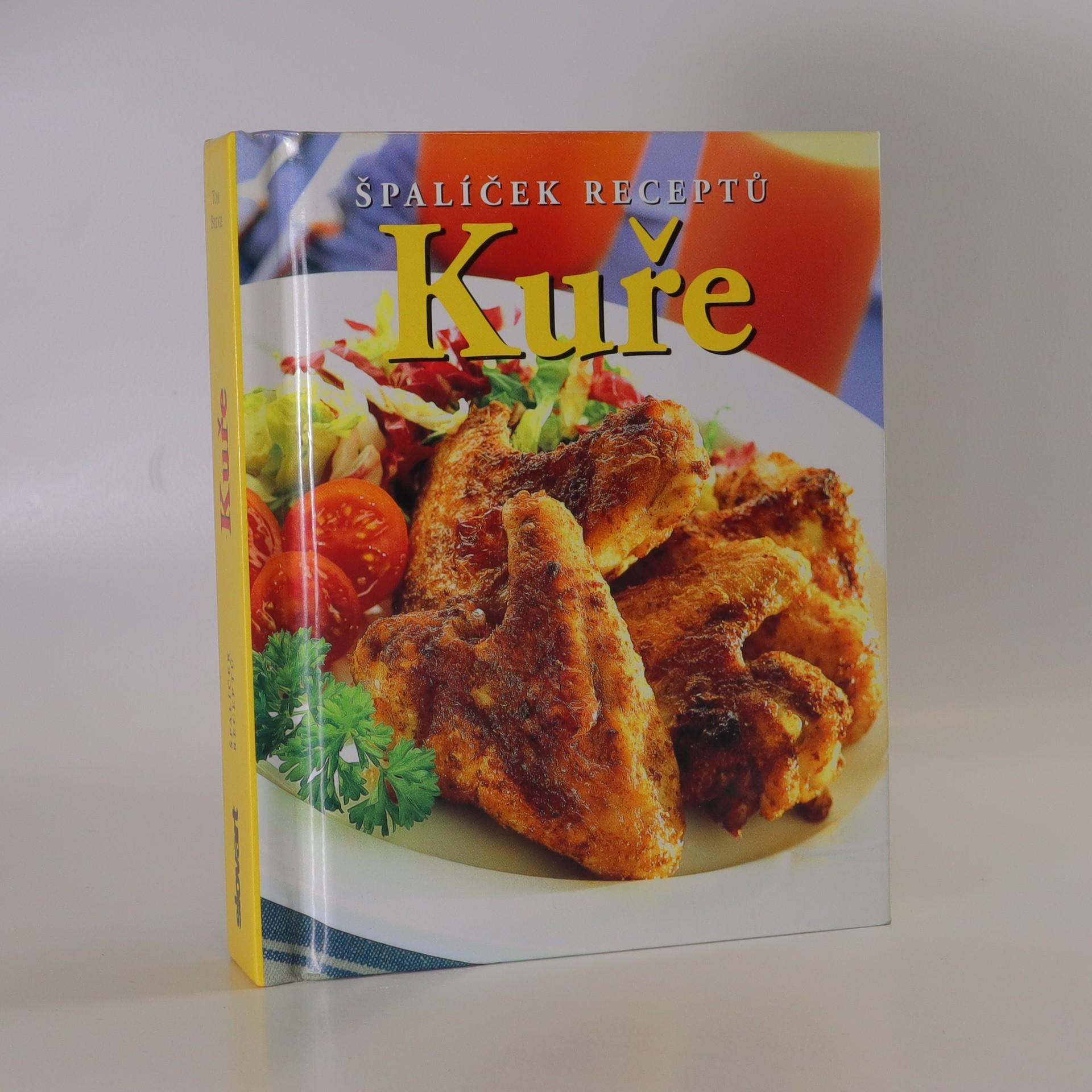 antikvární kniha Kuře, 2003