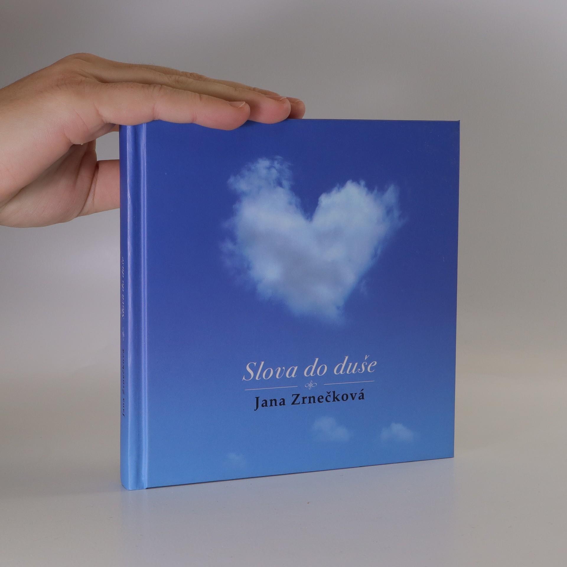 antikvární kniha Slova do duše, 2012
