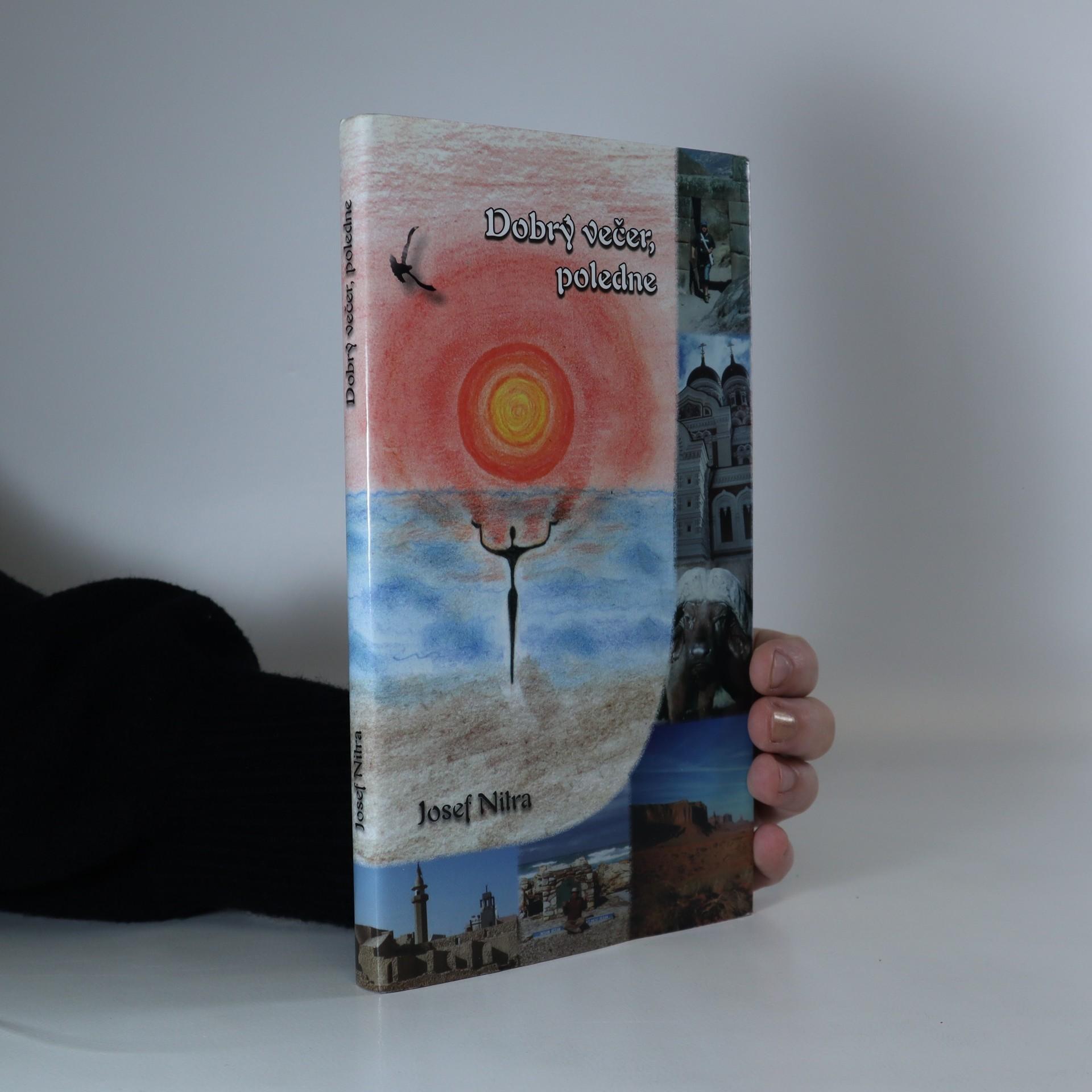 antikvární kniha Dobrý večer, poledne, neuveden