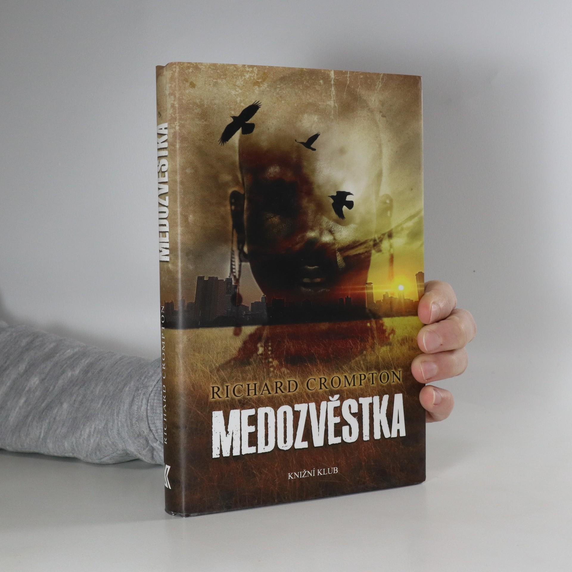 antikvární kniha Medozvěstka, 2014