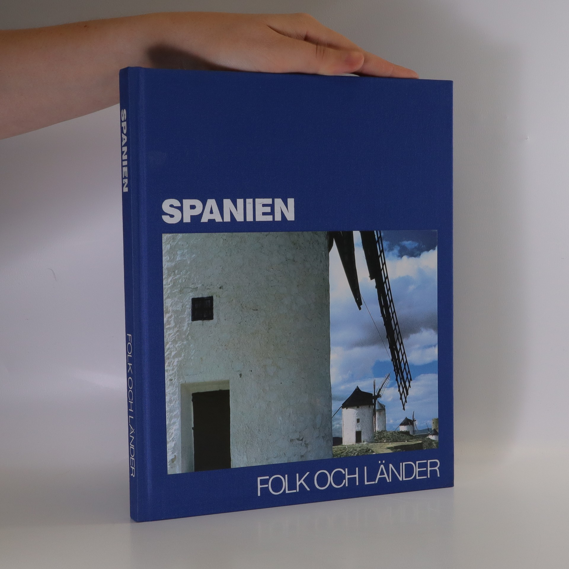 antikvární kniha Spanien, 1986