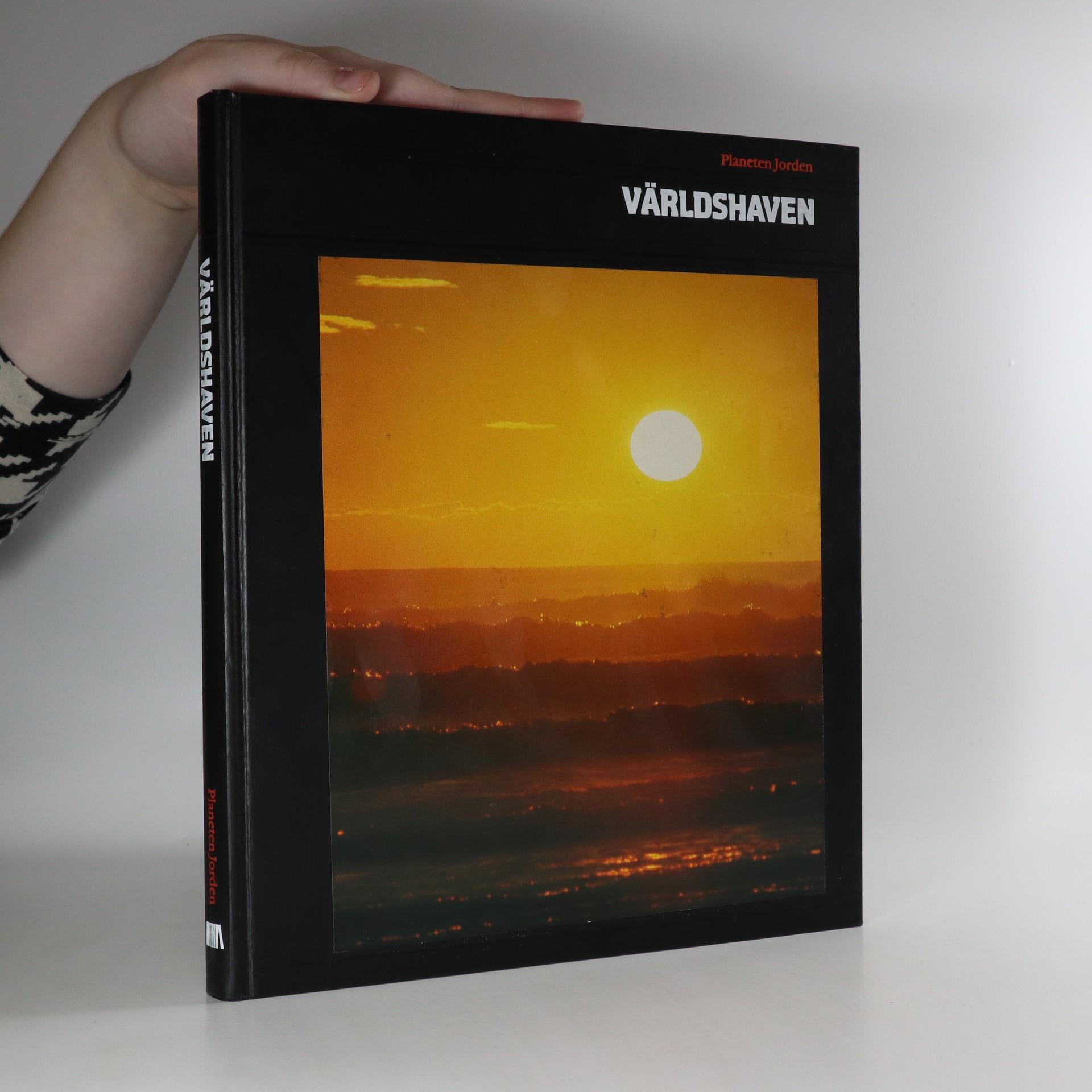 antikvární kniha Världshaven, 1985
