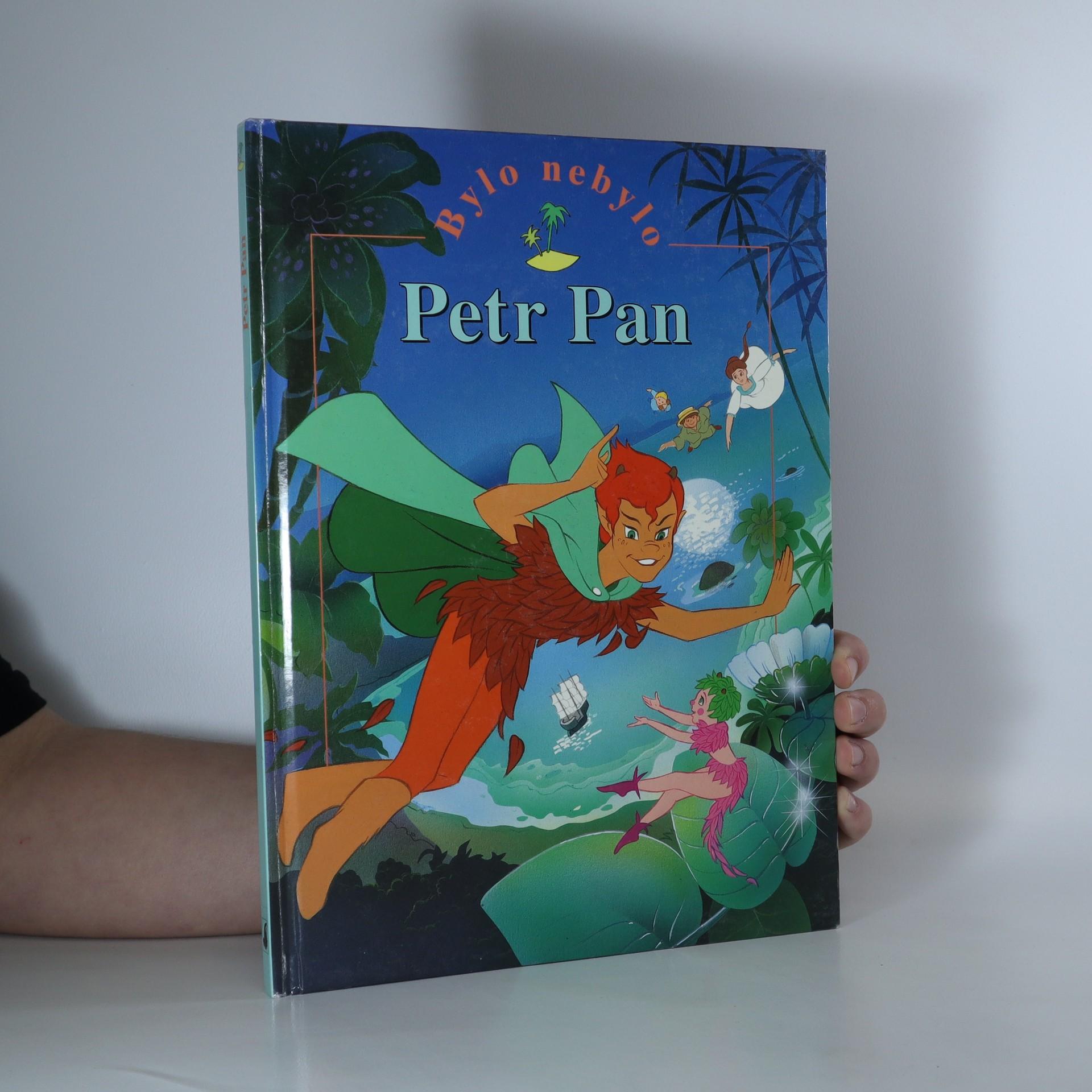 antikvární kniha Petr Pan, 2004
