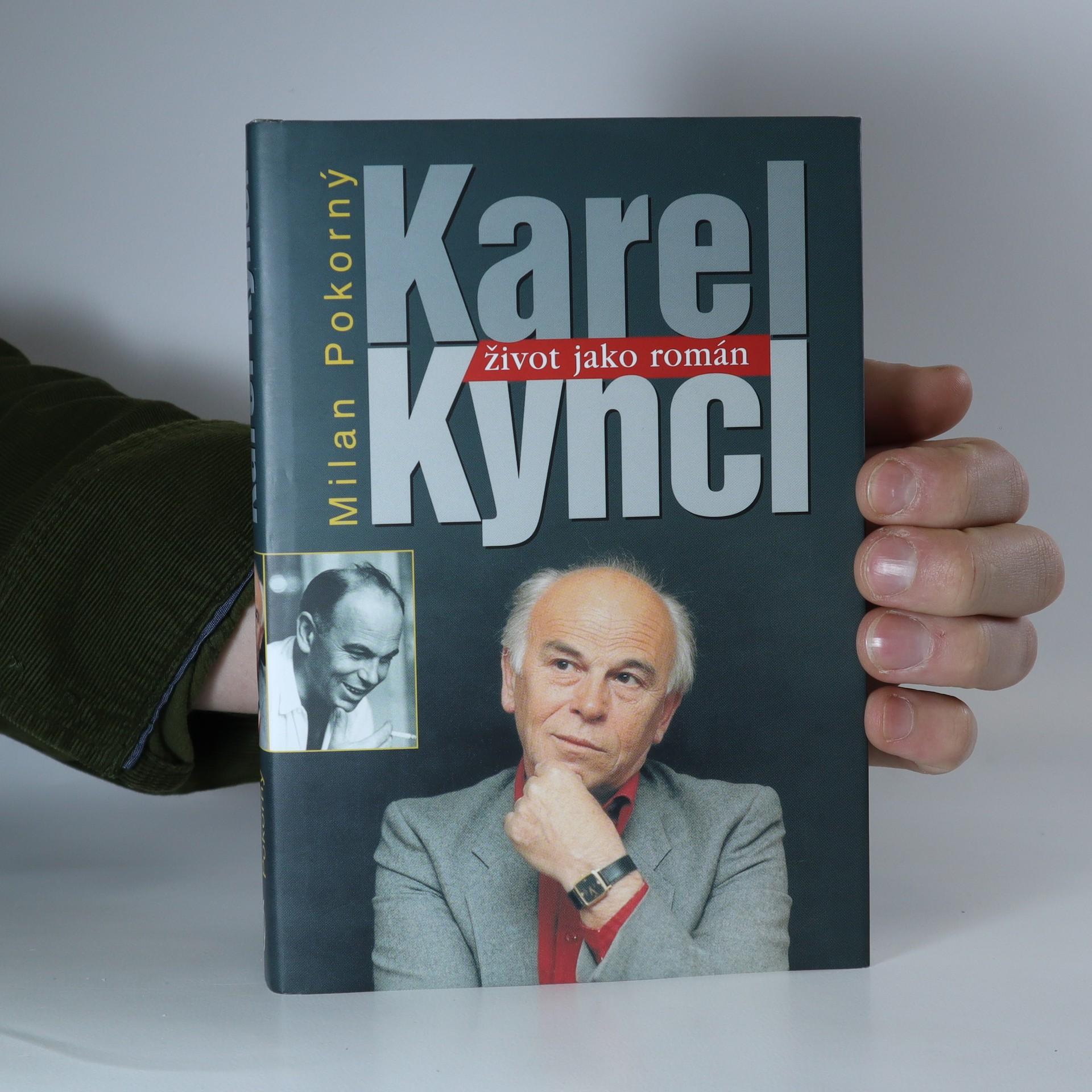 antikvární kniha Karel Kyncl : život jako román, 2005