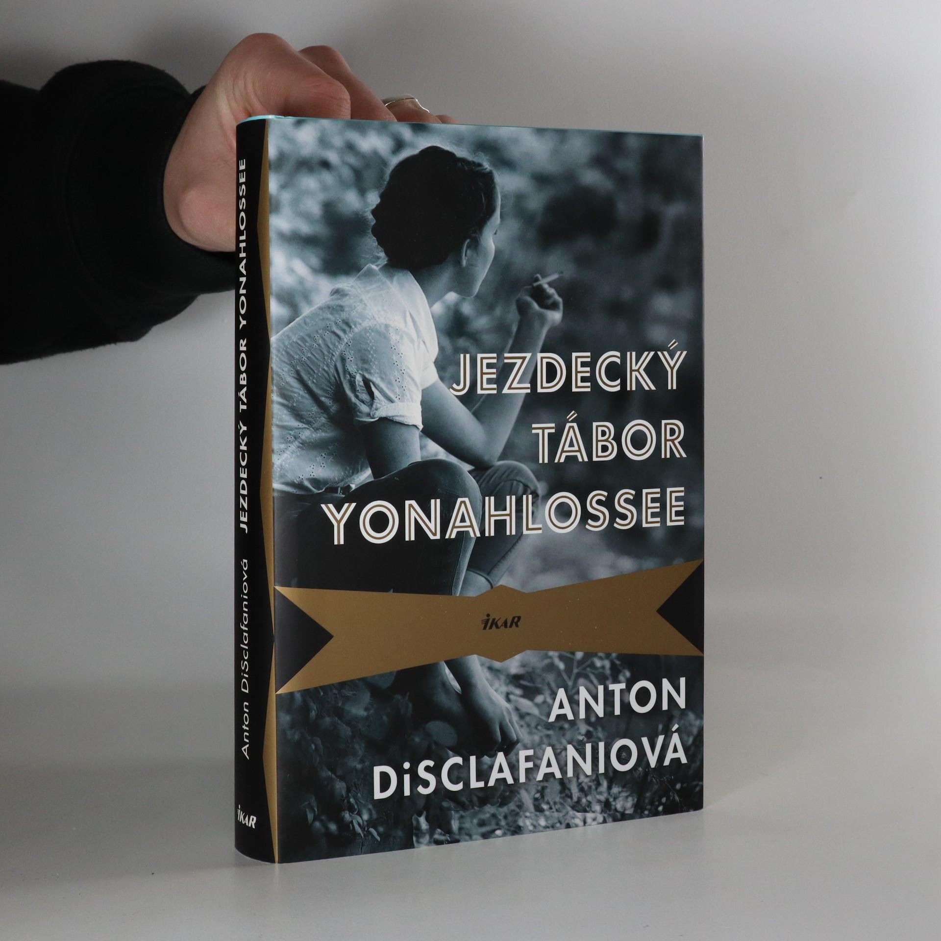 antikvární kniha Jezdecký tábor Yonahlossee, 2014