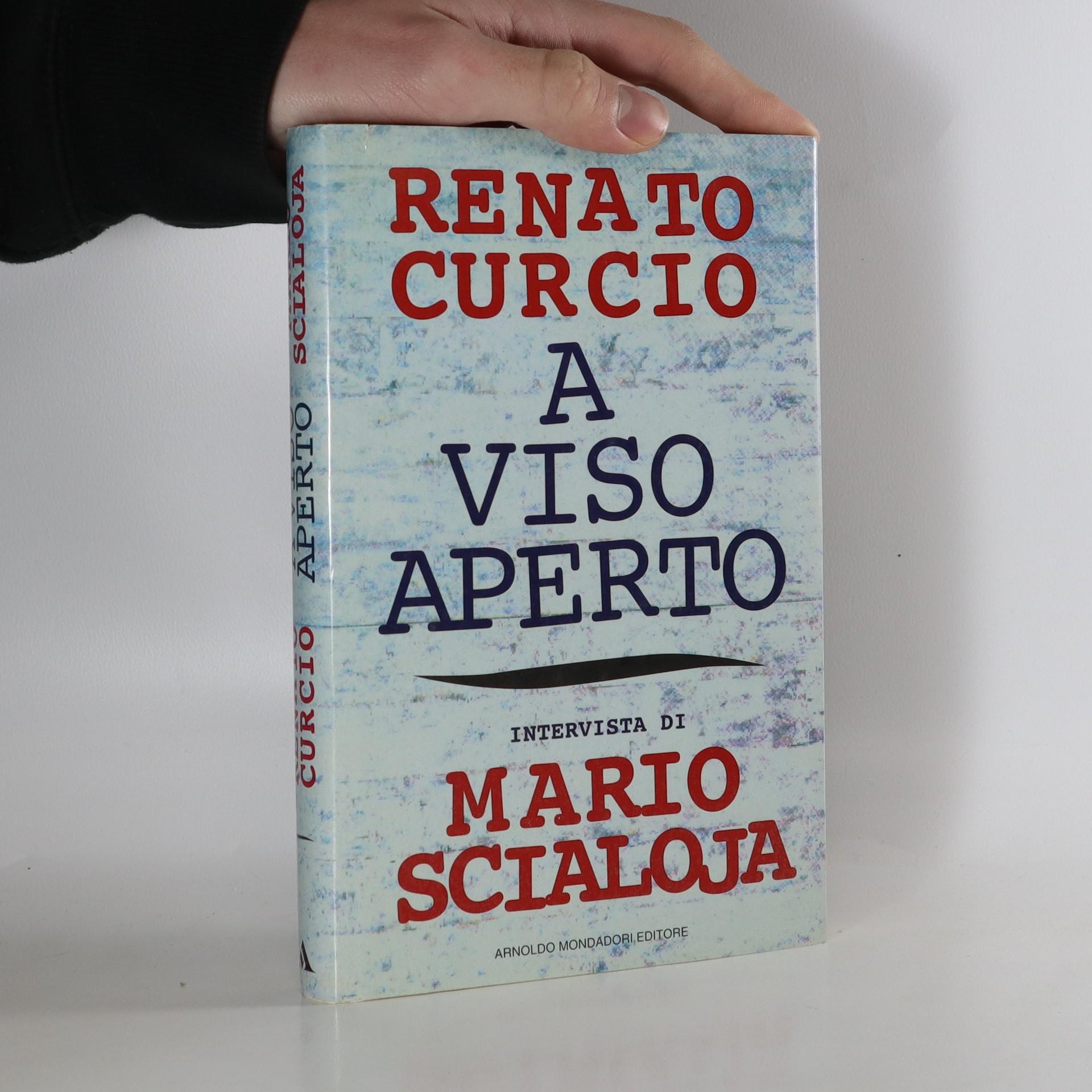 antikvární kniha A viso aperto, 1993
