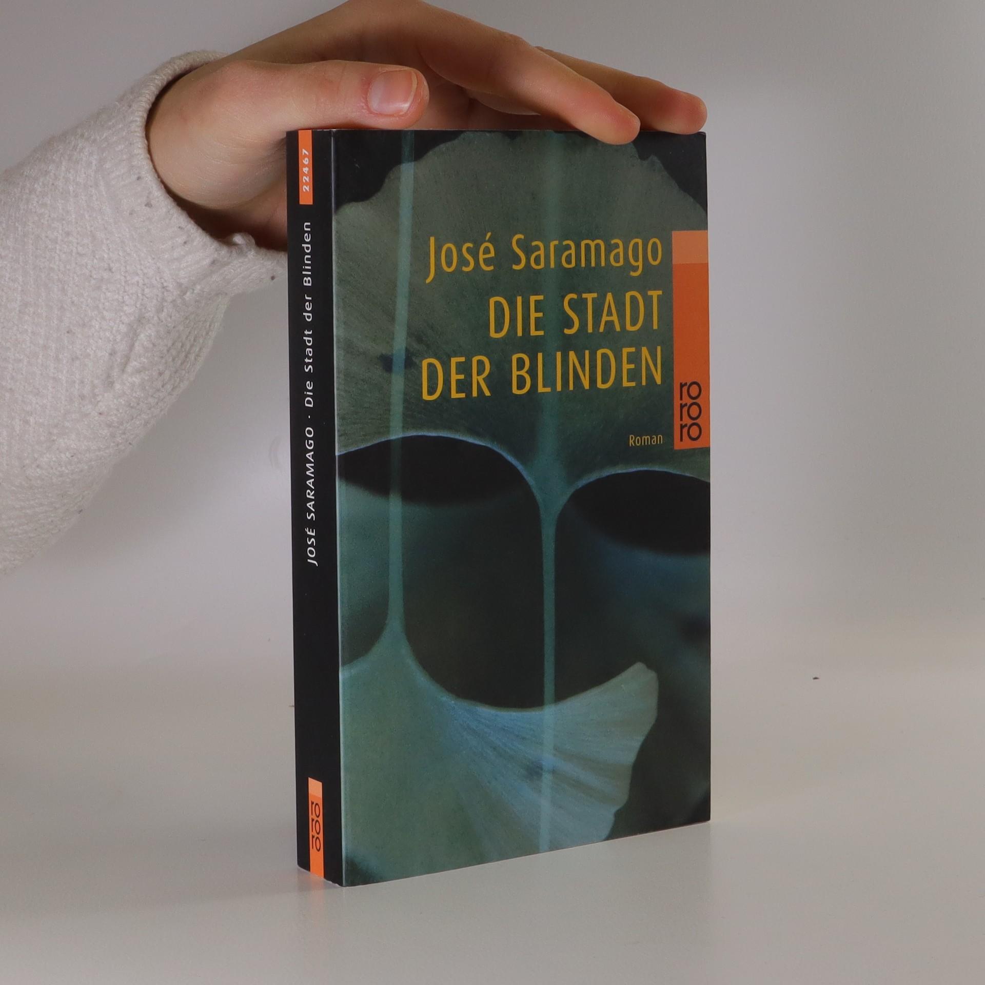antikvární kniha Die Stadt der Blinden, 2011