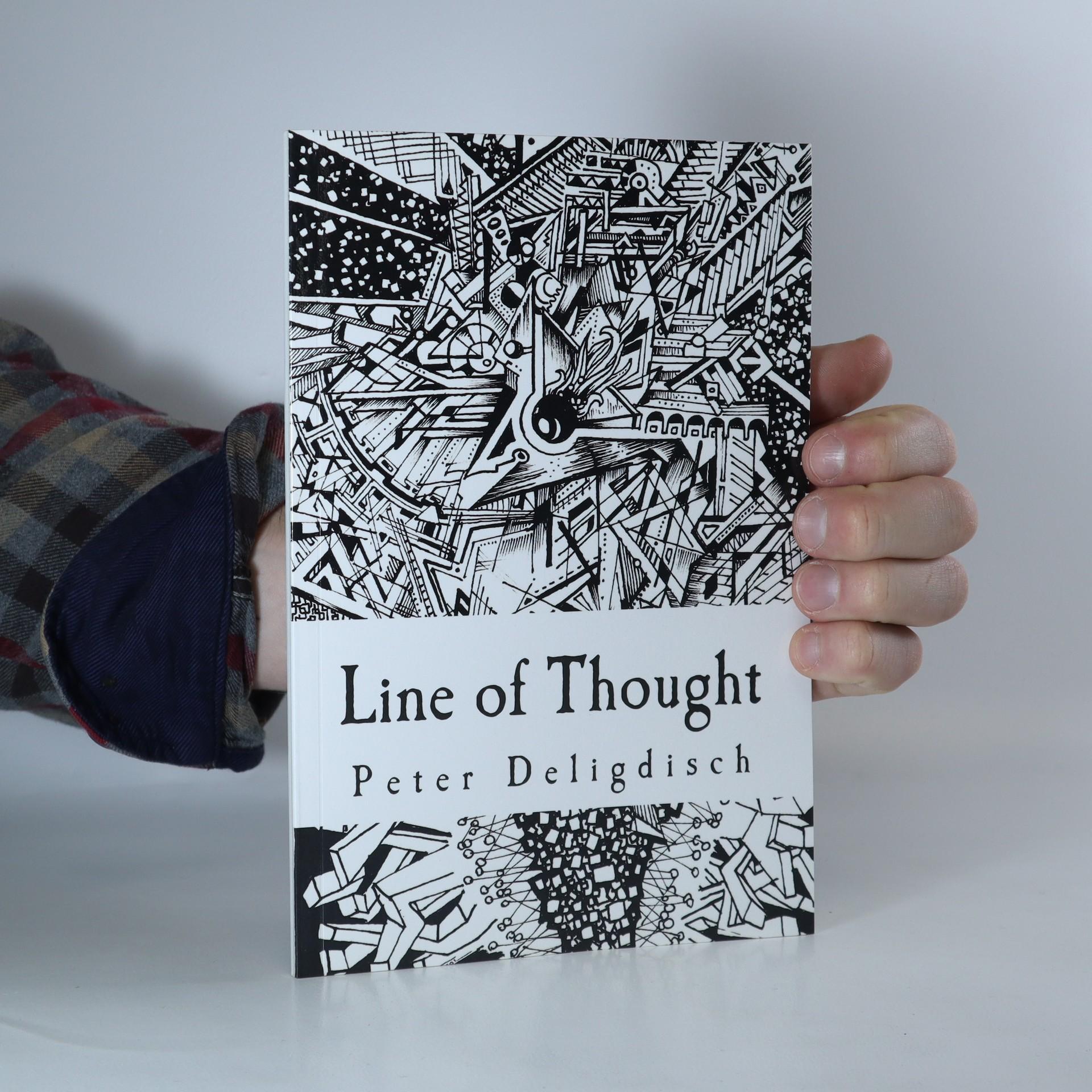 antikvární kniha Line of Thought, neuveden