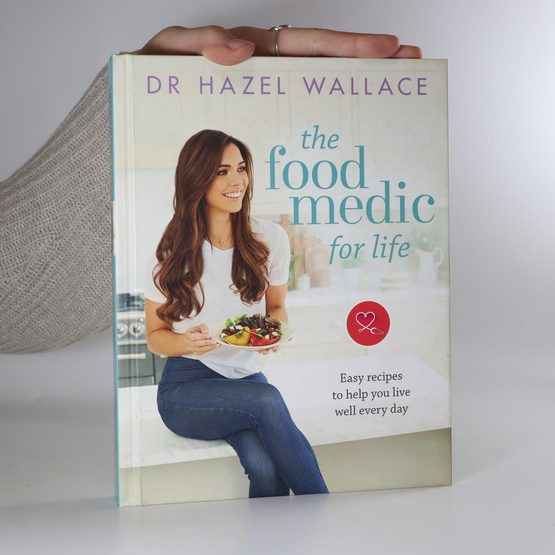 antikvární kniha The food medic for life, 2018