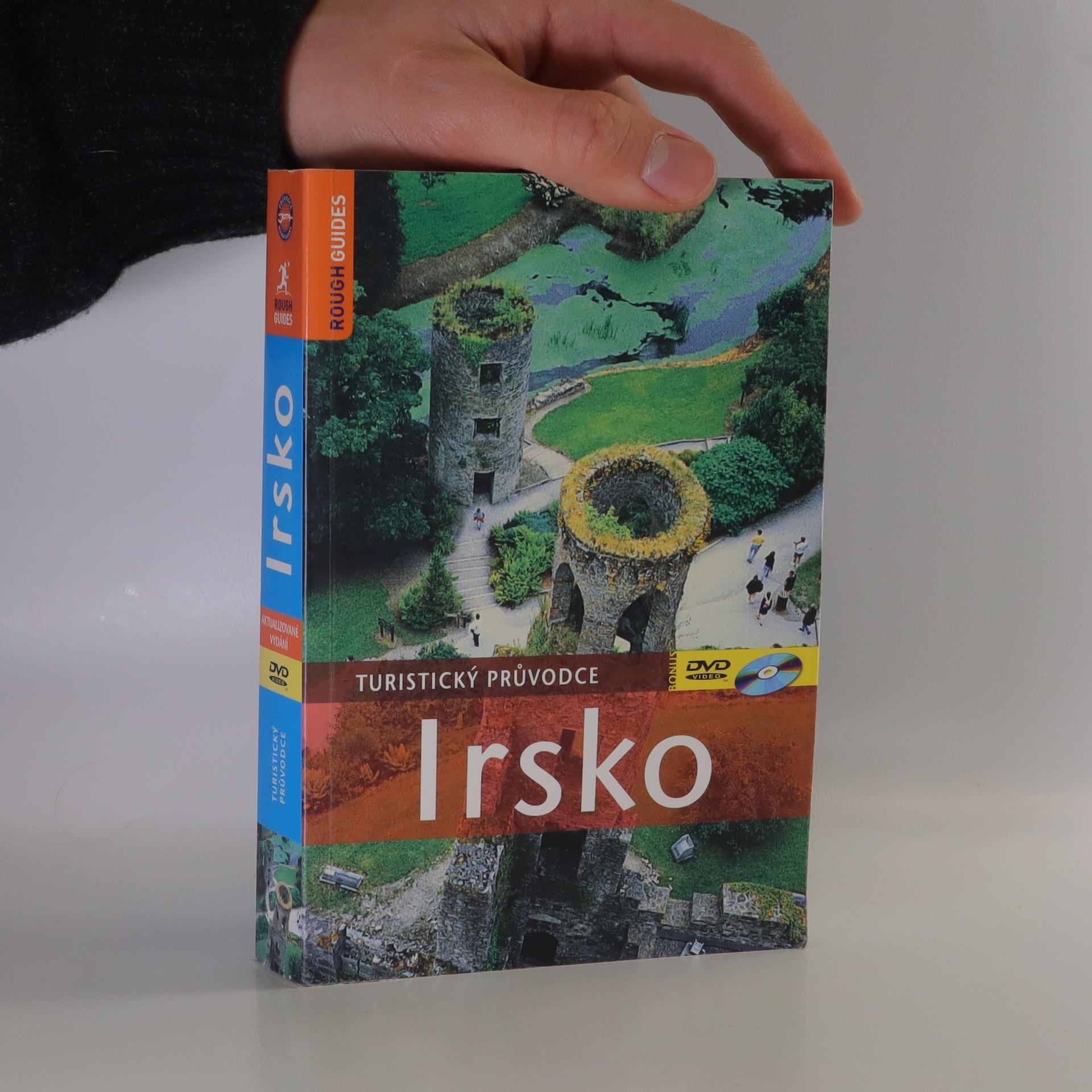 antikvární kniha Irsko (bez DVD), 2007
