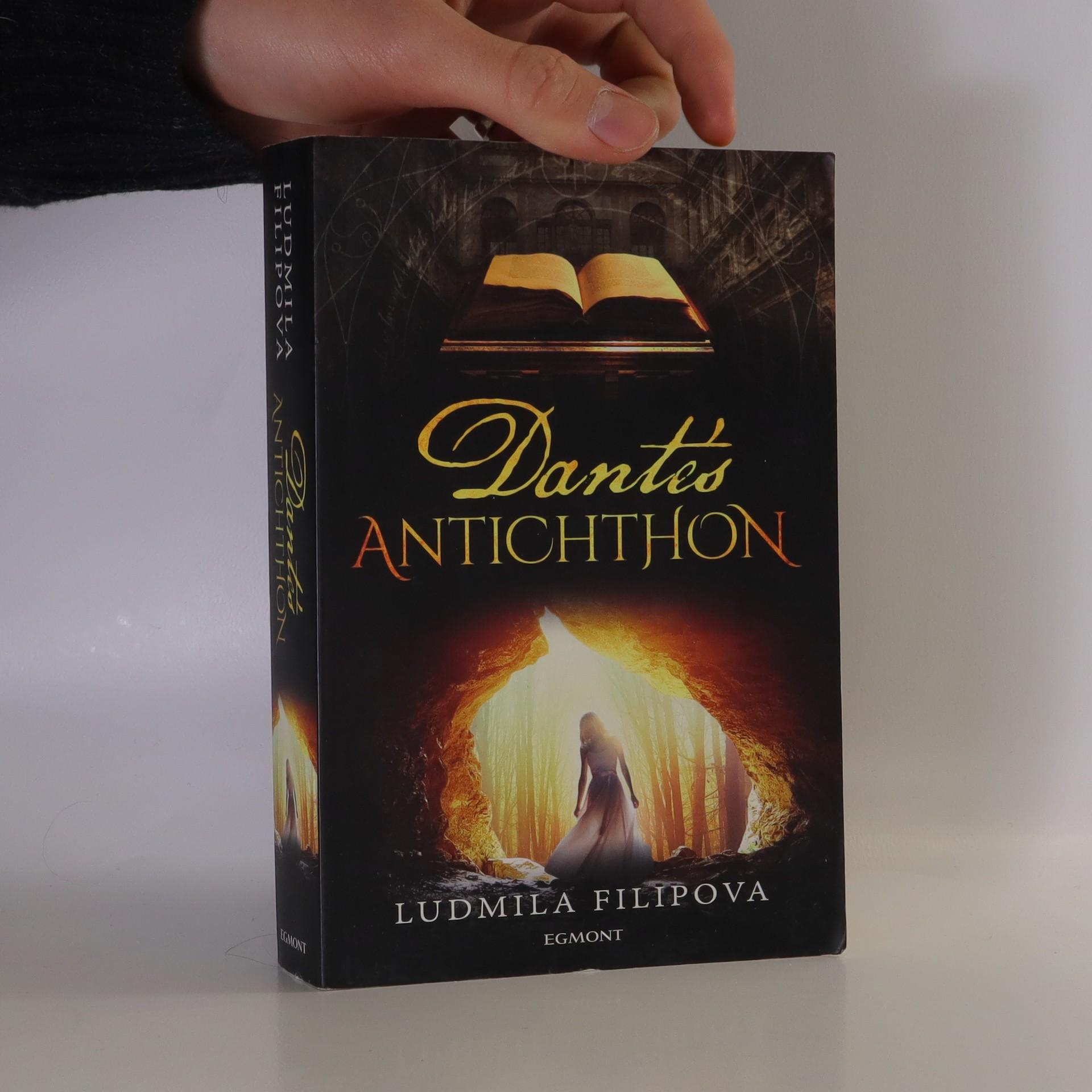 antikvární kniha Dante's Antichthon, 2014