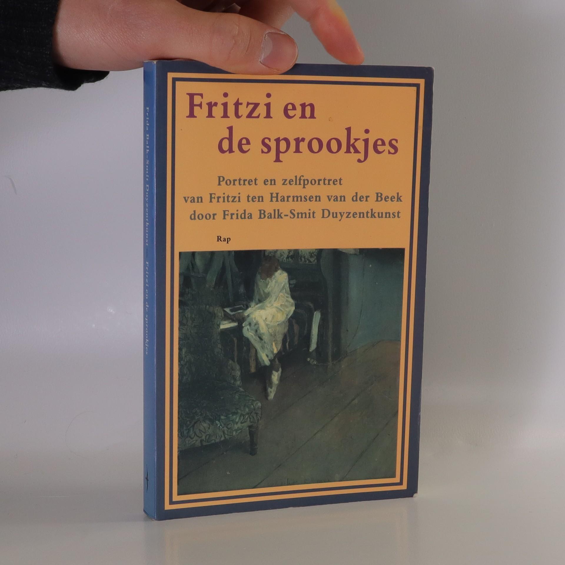 antikvární kniha Fritzi en de sprookjes, 1996