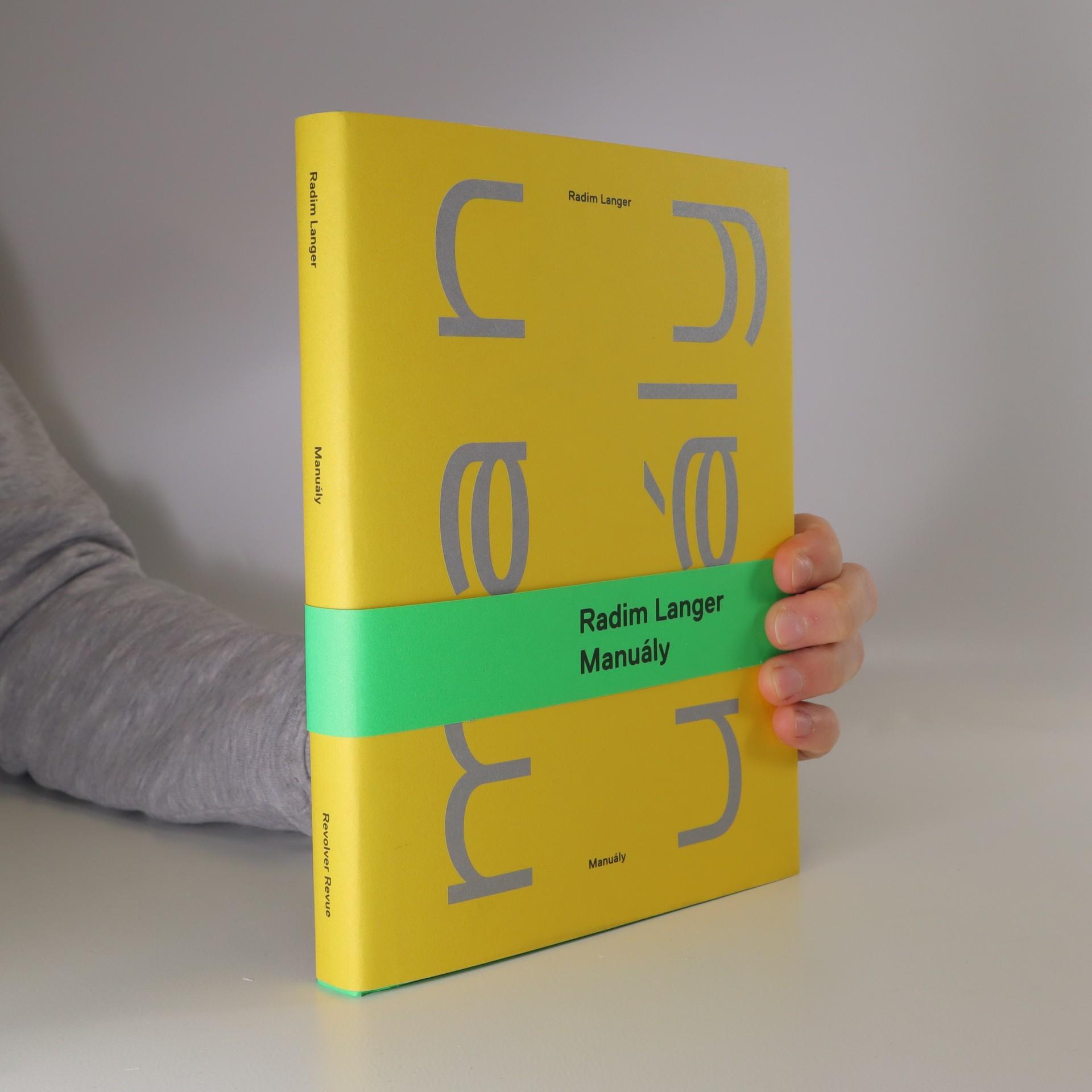 antikvární kniha Manuály, 2016