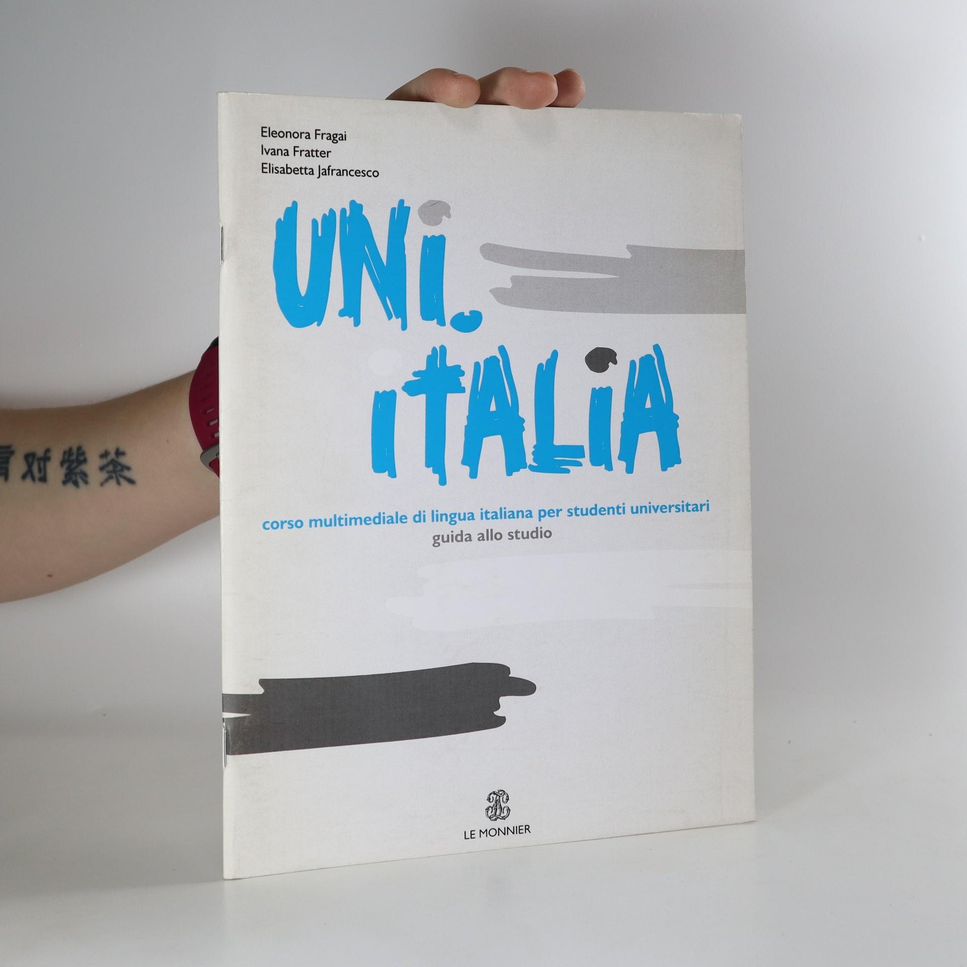 antikvární kniha Uni.Italia. Guida allo studio, neuveden