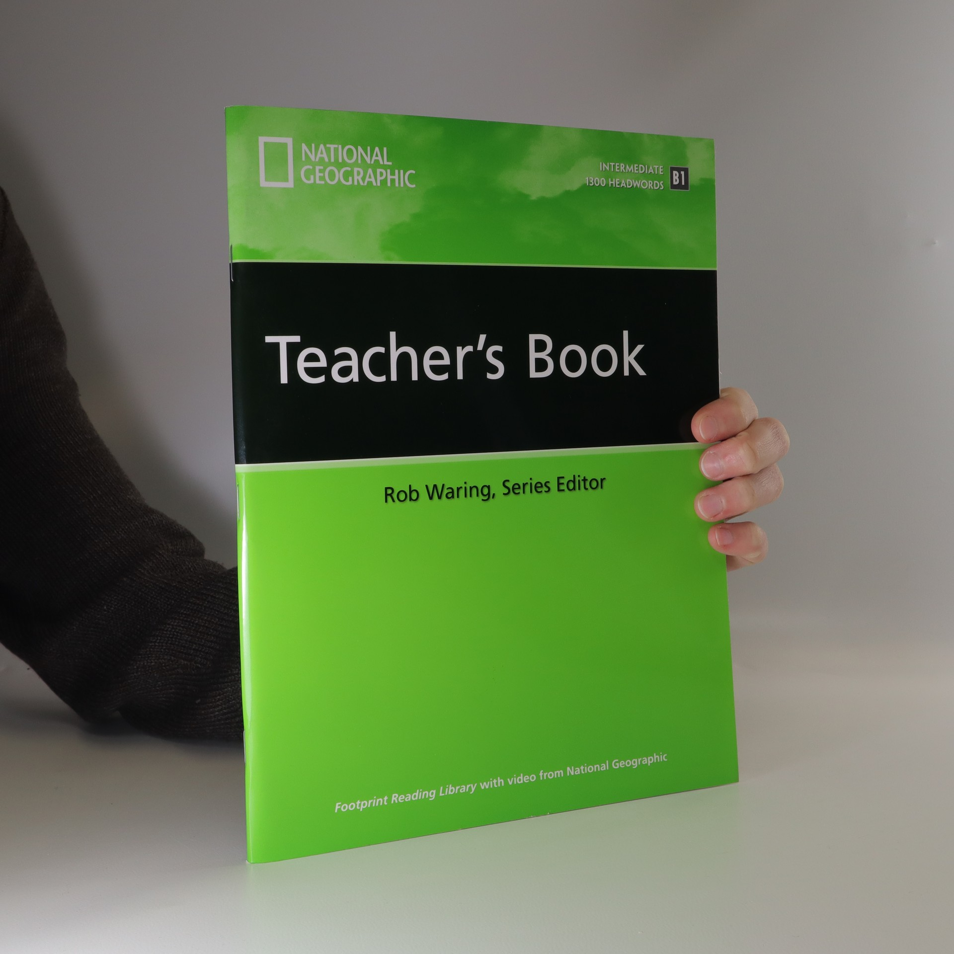 antikvární kniha Footprint Reading Library, Intermediate B1, Teacher's book, neuveden