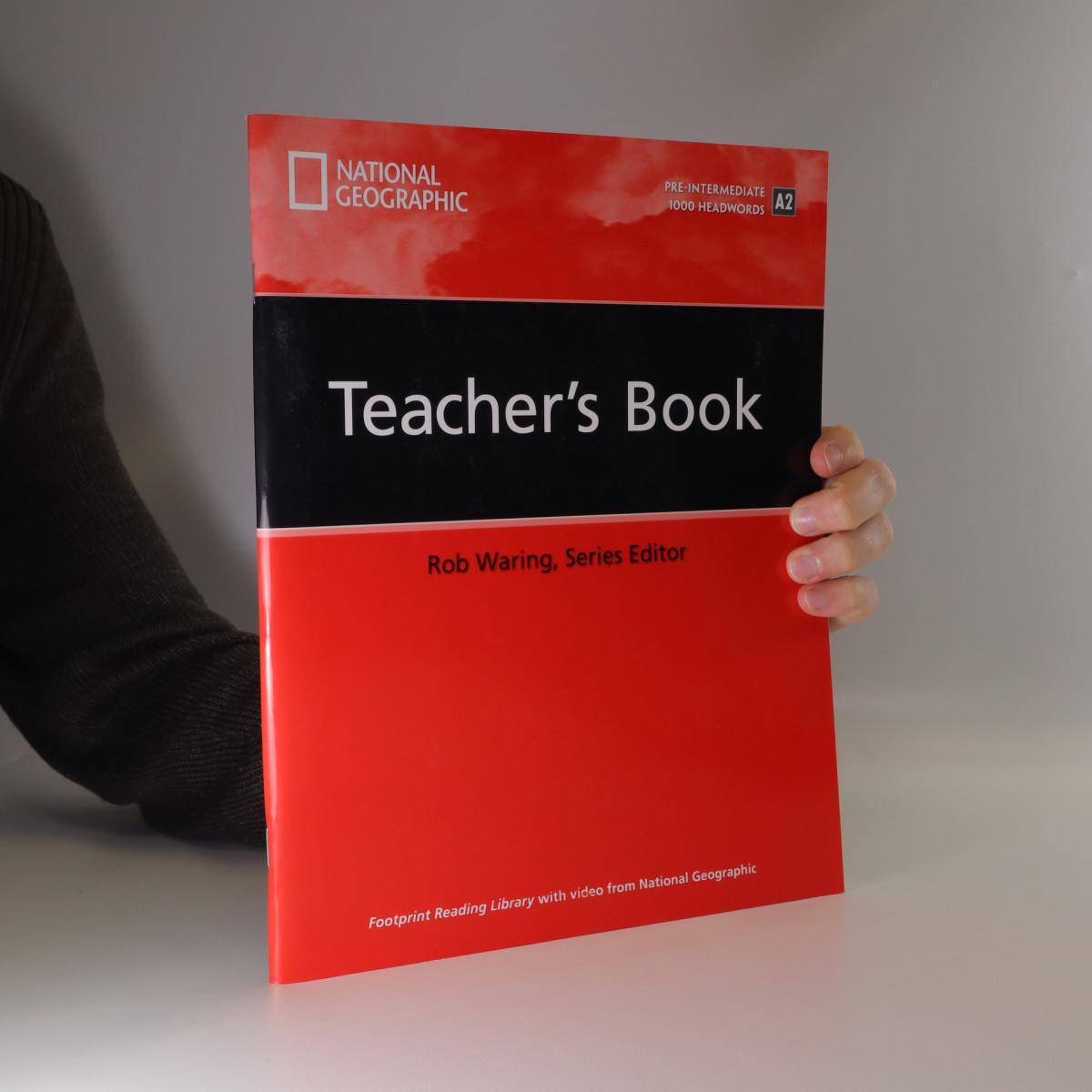 antikvární kniha Footprint Reading Library Teacher's Book. Pre-Intermediate / 1000 Headwords / A2, neuveden