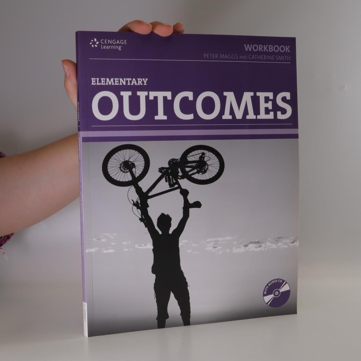 antikvární kniha Outcomes. Elementary workbook., neuveden