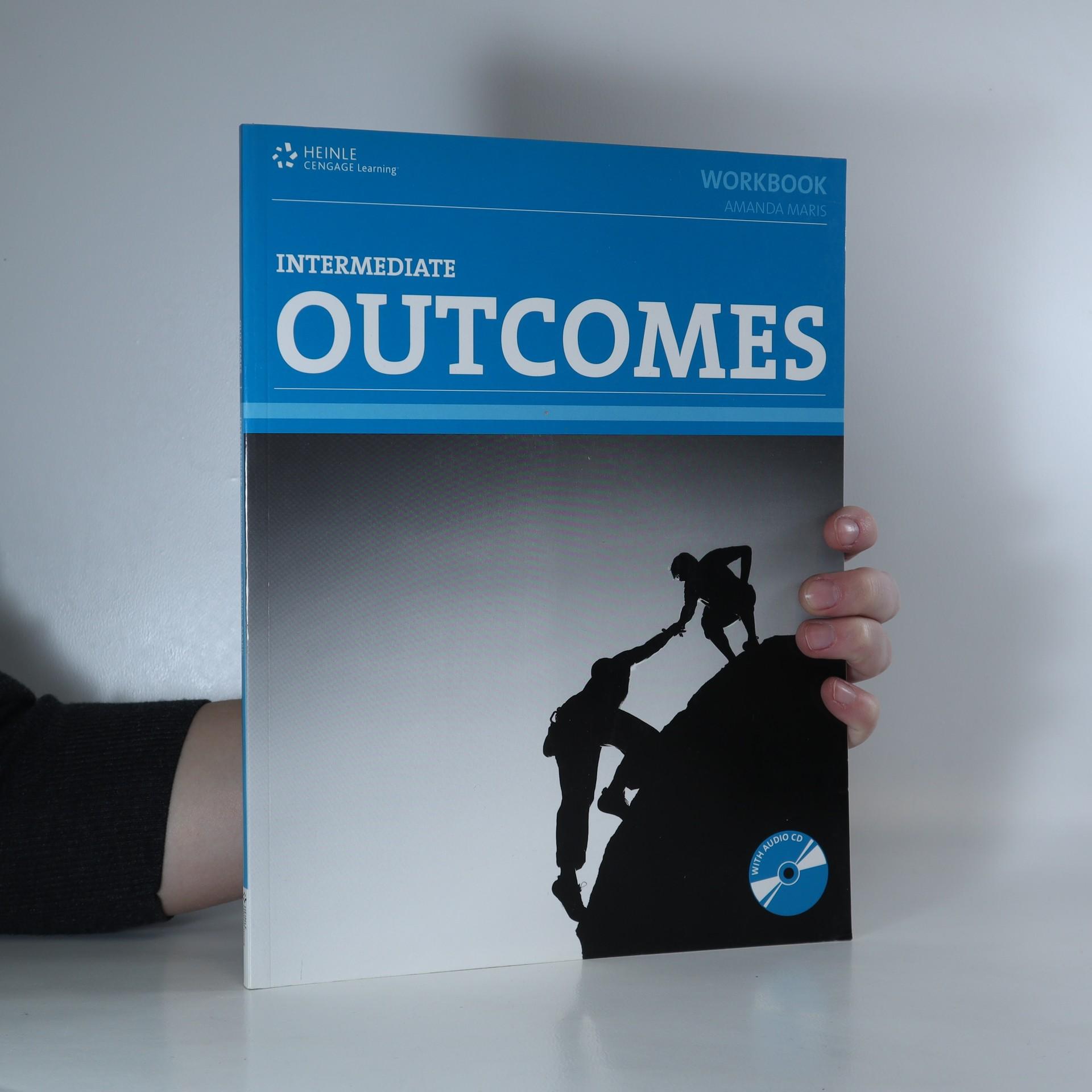 antikvární kniha Outcomes. Intermediate : workbook, 2012
