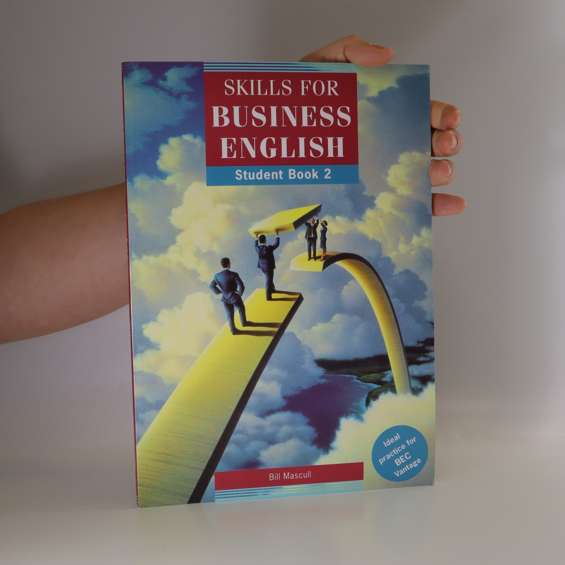 antikvární kniha Skills for business English. Student book 2, 2000