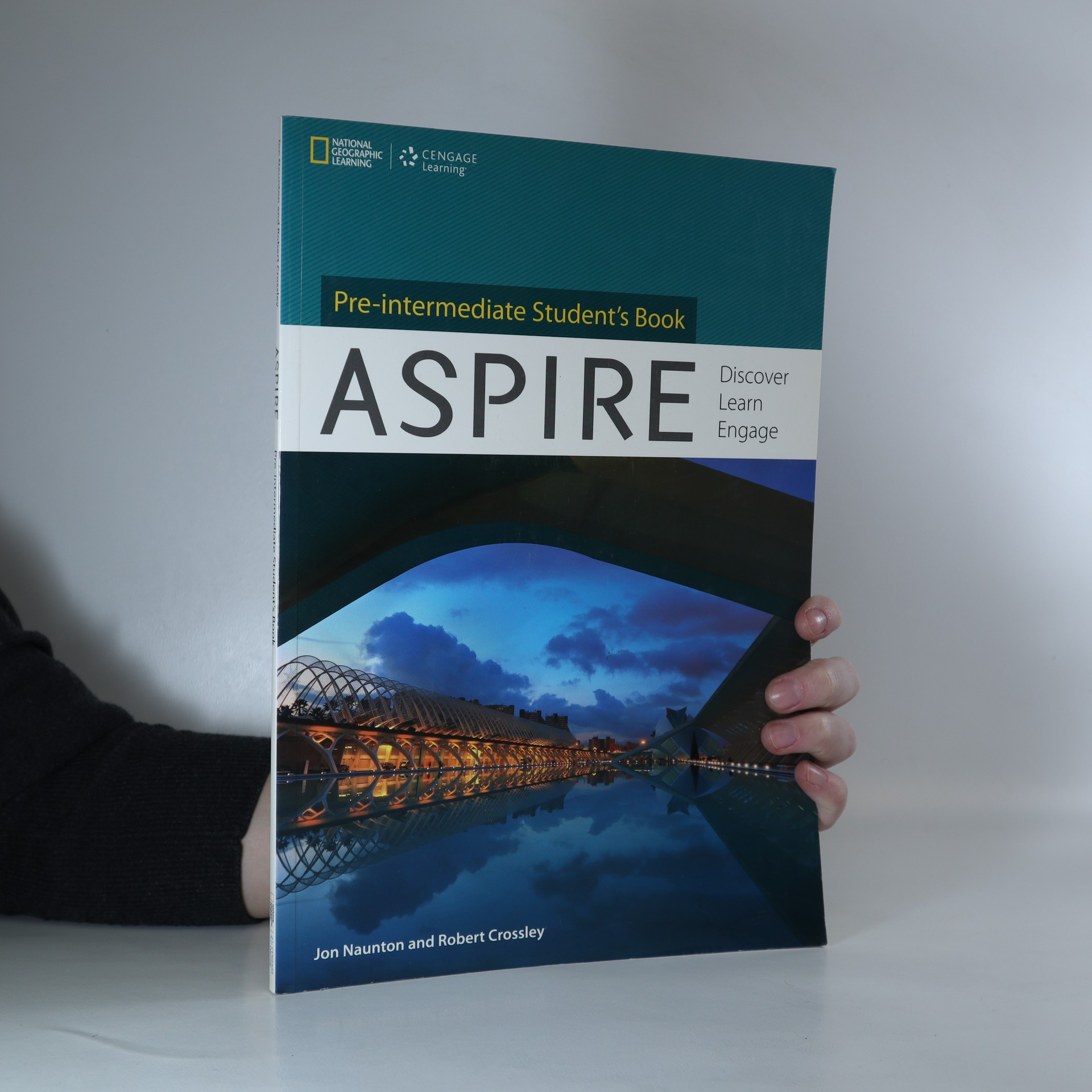 antikvární kniha Aspire. Pre-intermediate. Student's book, 2013