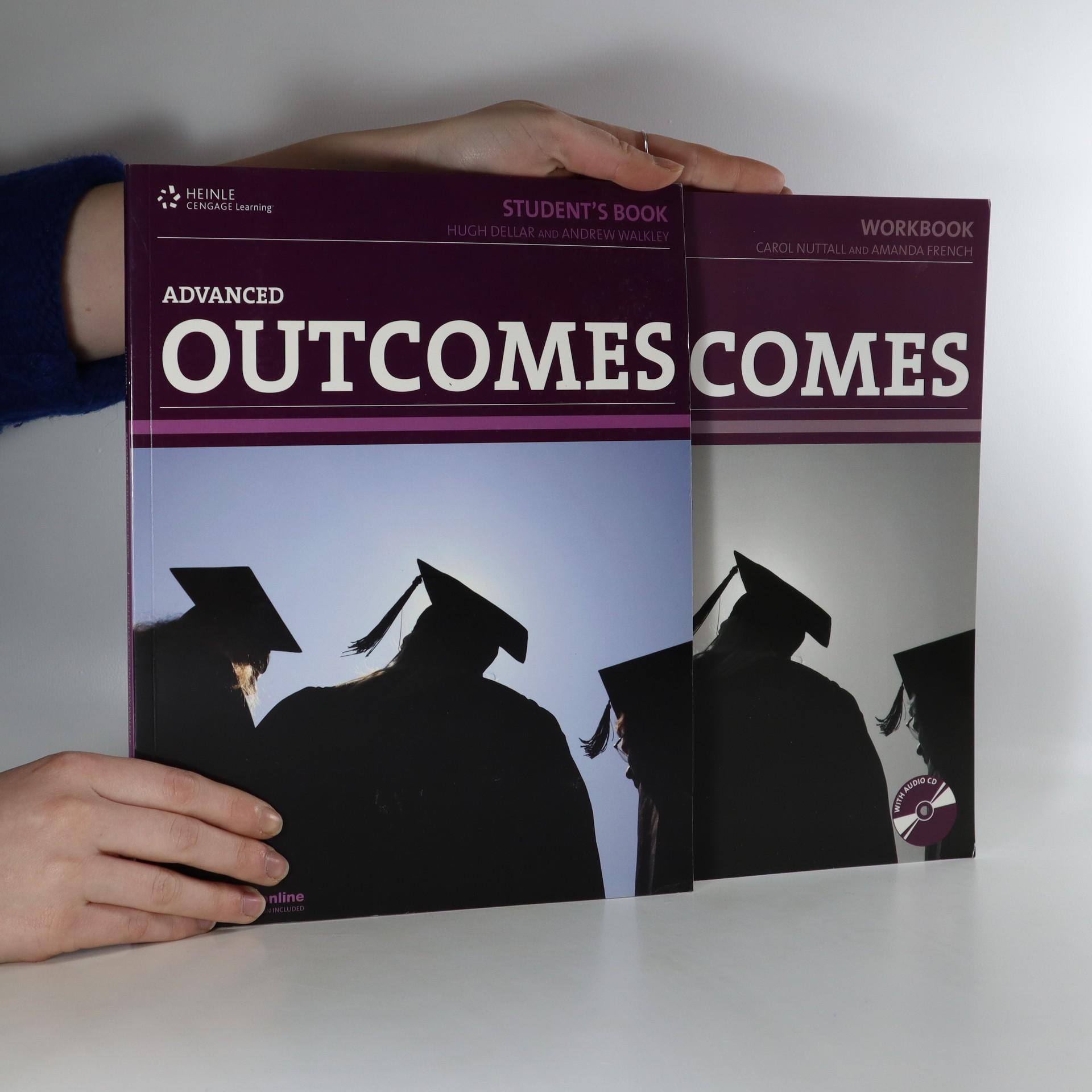 antikvární kniha Outcomes. Advanced, Student's book, 2012