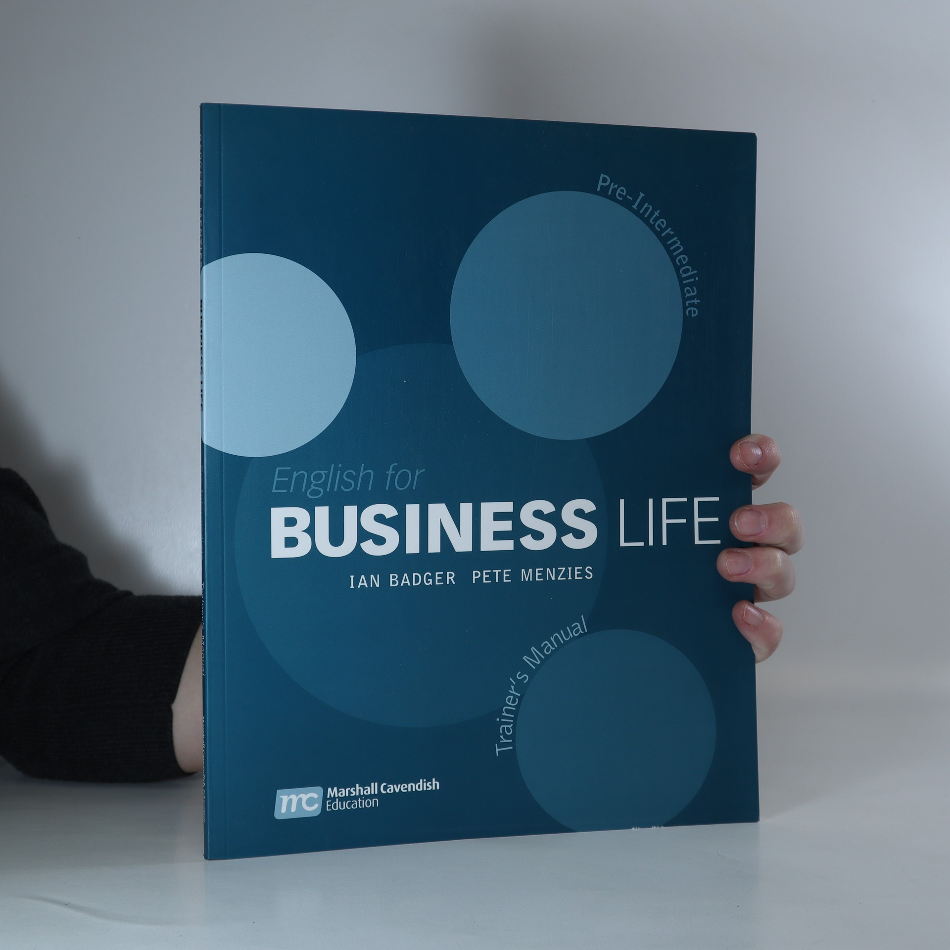 antikvární kniha English for Business Life Trainers Manual Pre-Intermediate, 2005